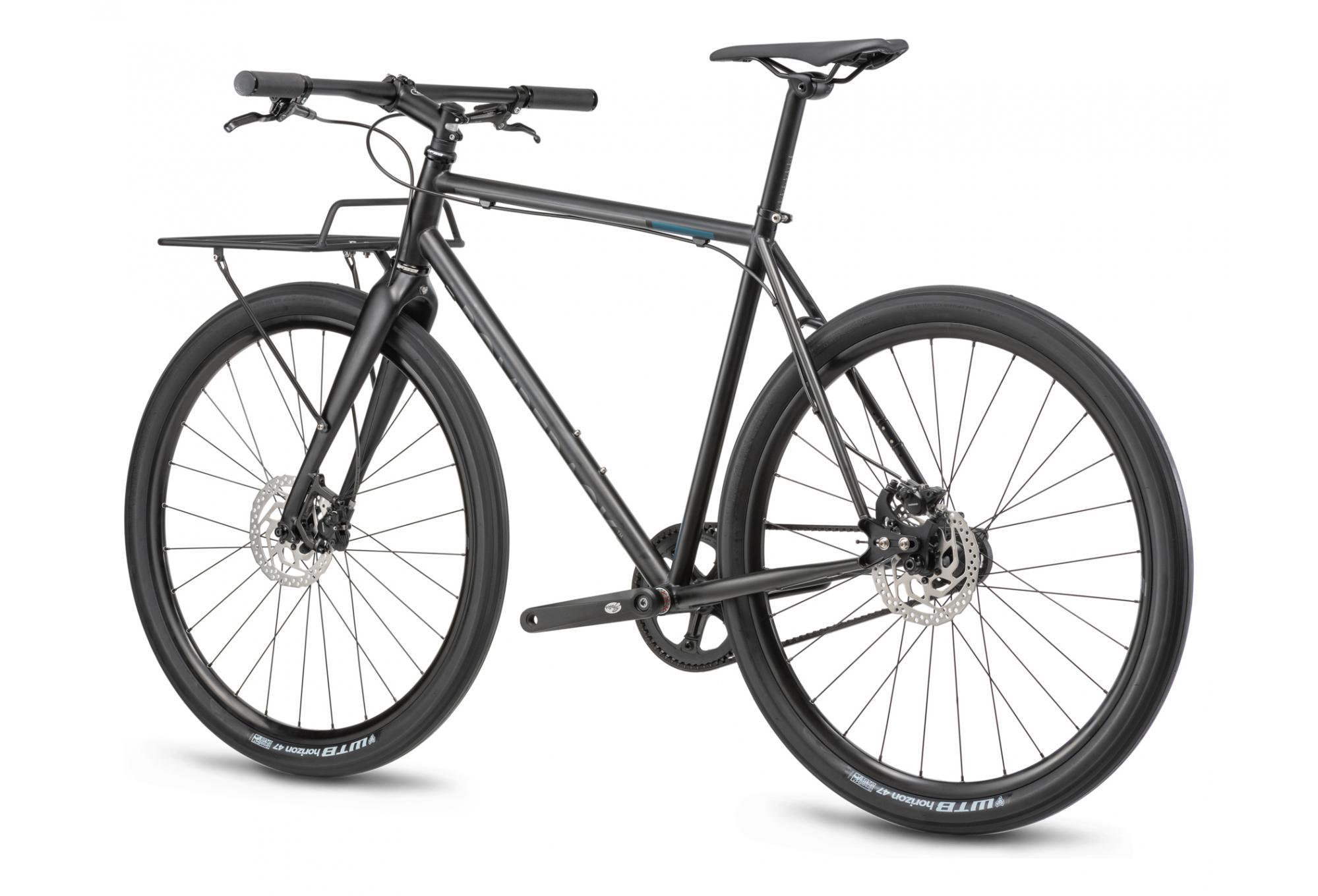 Bombtrack City Bike Outlaw 650b Matte Black Alltricks Com