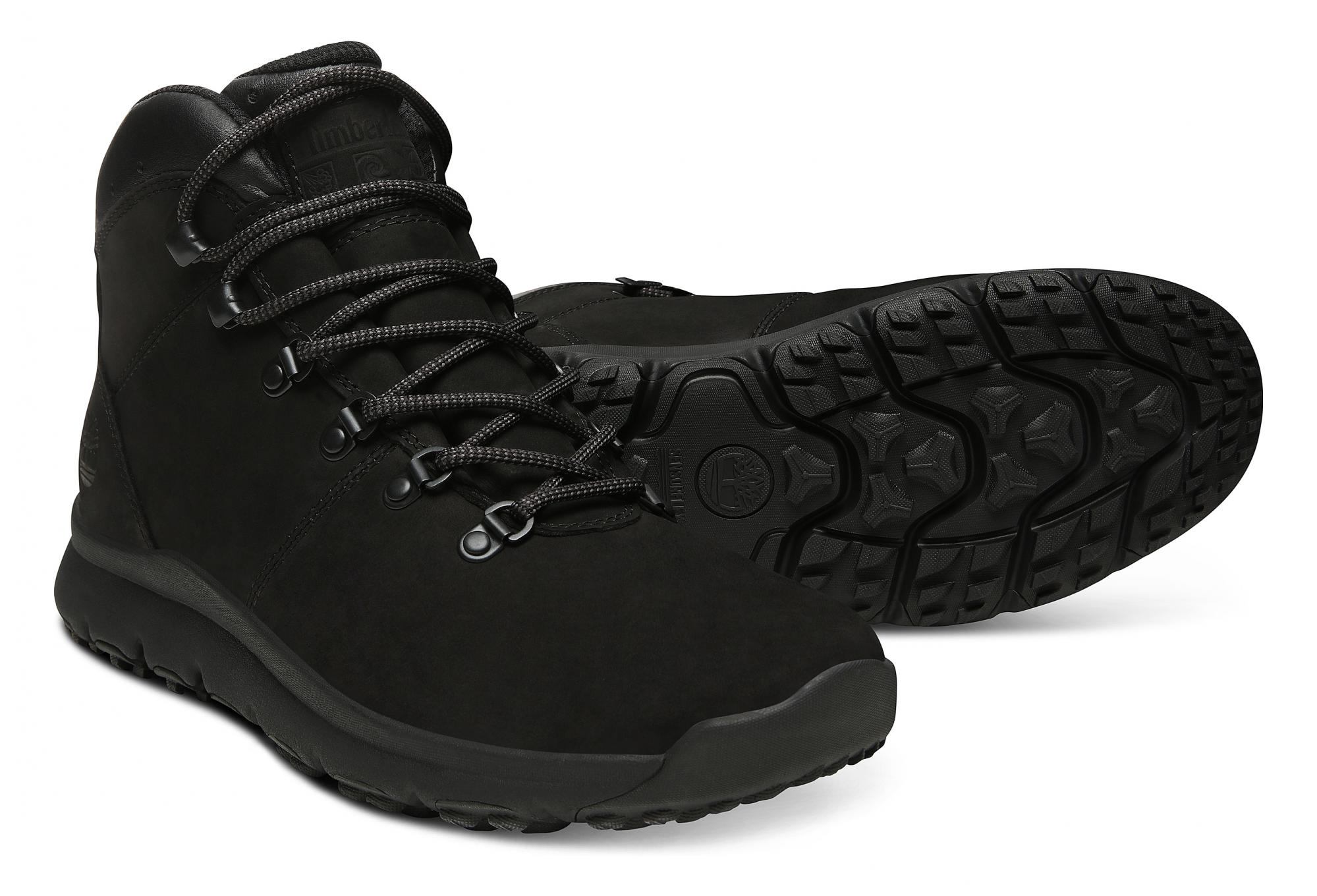 outlet store 2c6e9 94567 Timberland Schuhe World Hiker Mid Black