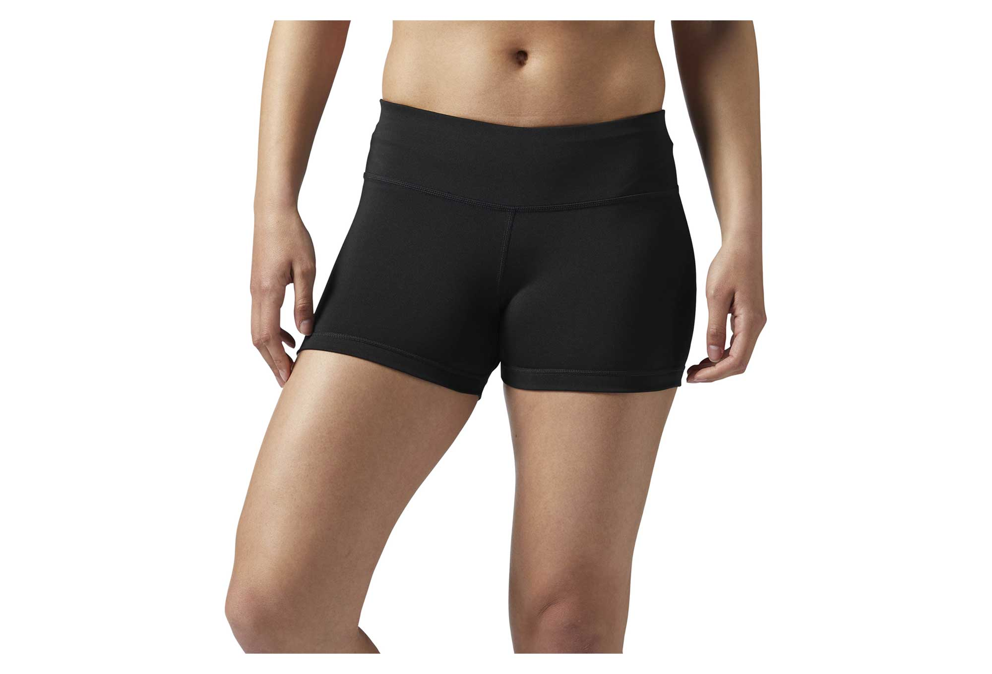 Fitness femme REEBOK Short femme Reebok Workout Ready Hot