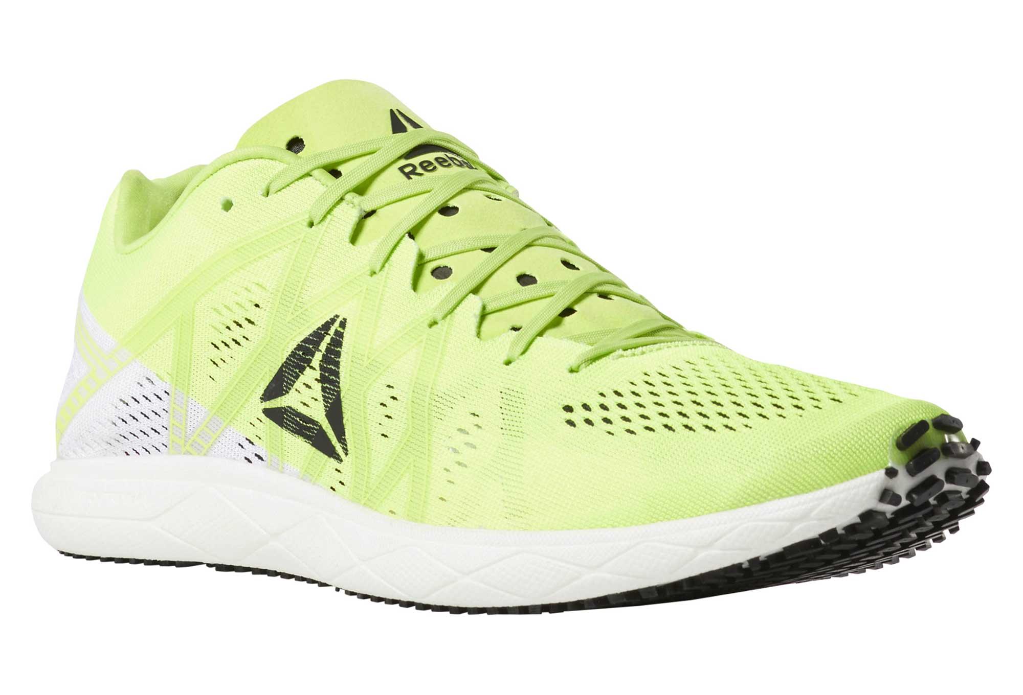 wholesale dealer caa34 9dfd8 Reebok Floatride Run Fast Pro Neon Yellow White