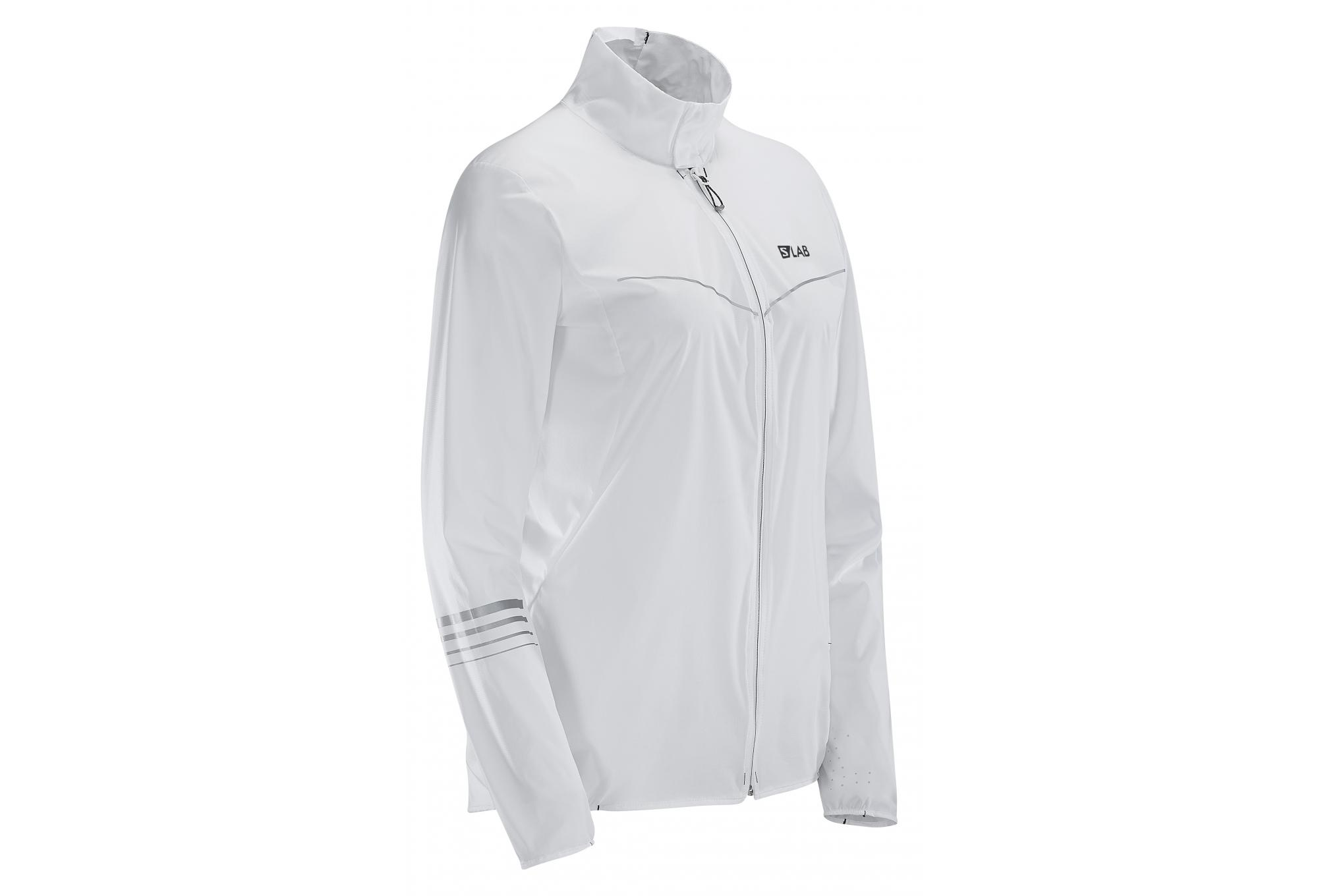 Salomon SLab Light Women's Jacket White