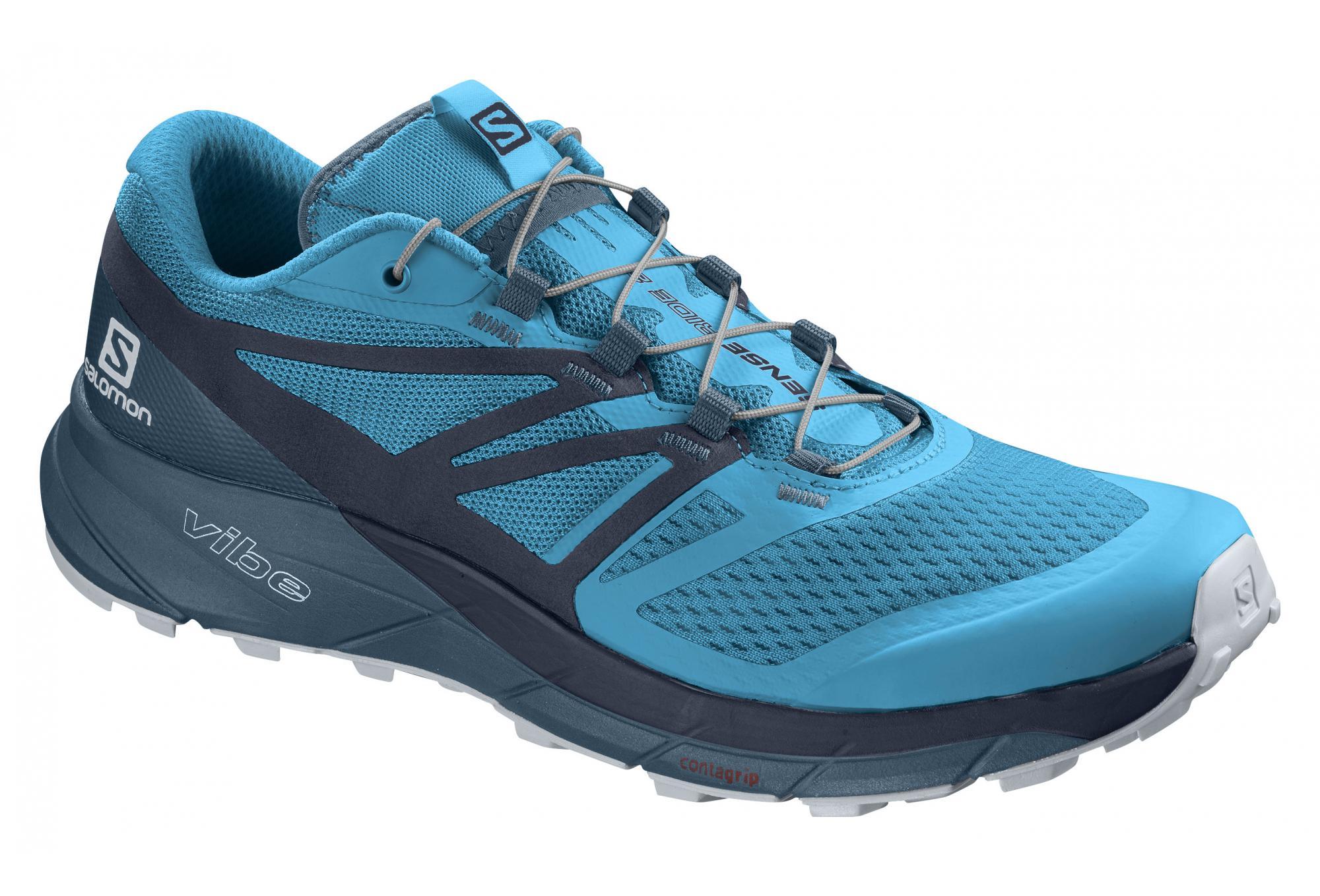 Salomon Sense Ride 2 Shoes Blue