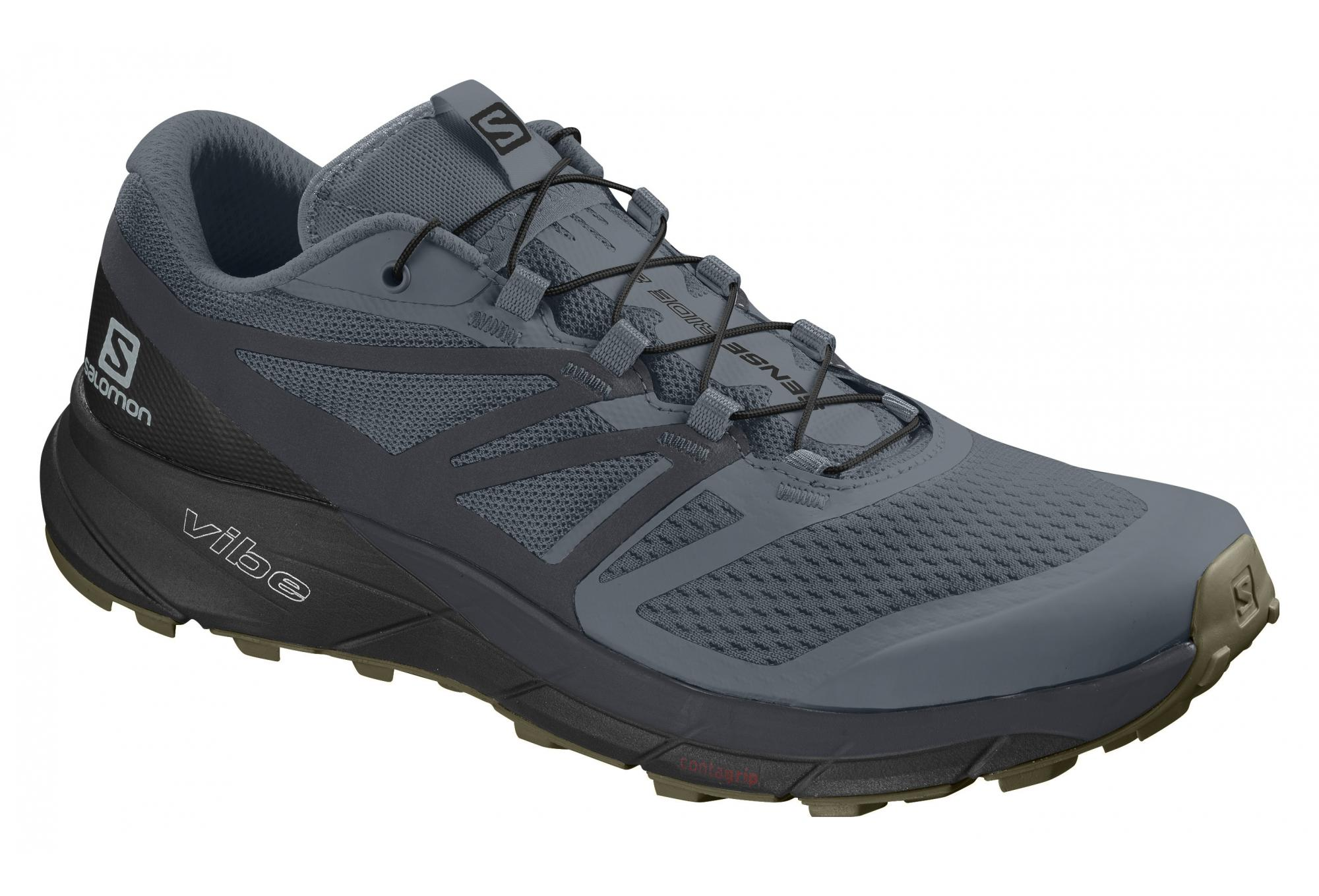 Salomon Sense Ride 2 Hiking Shoes Grey