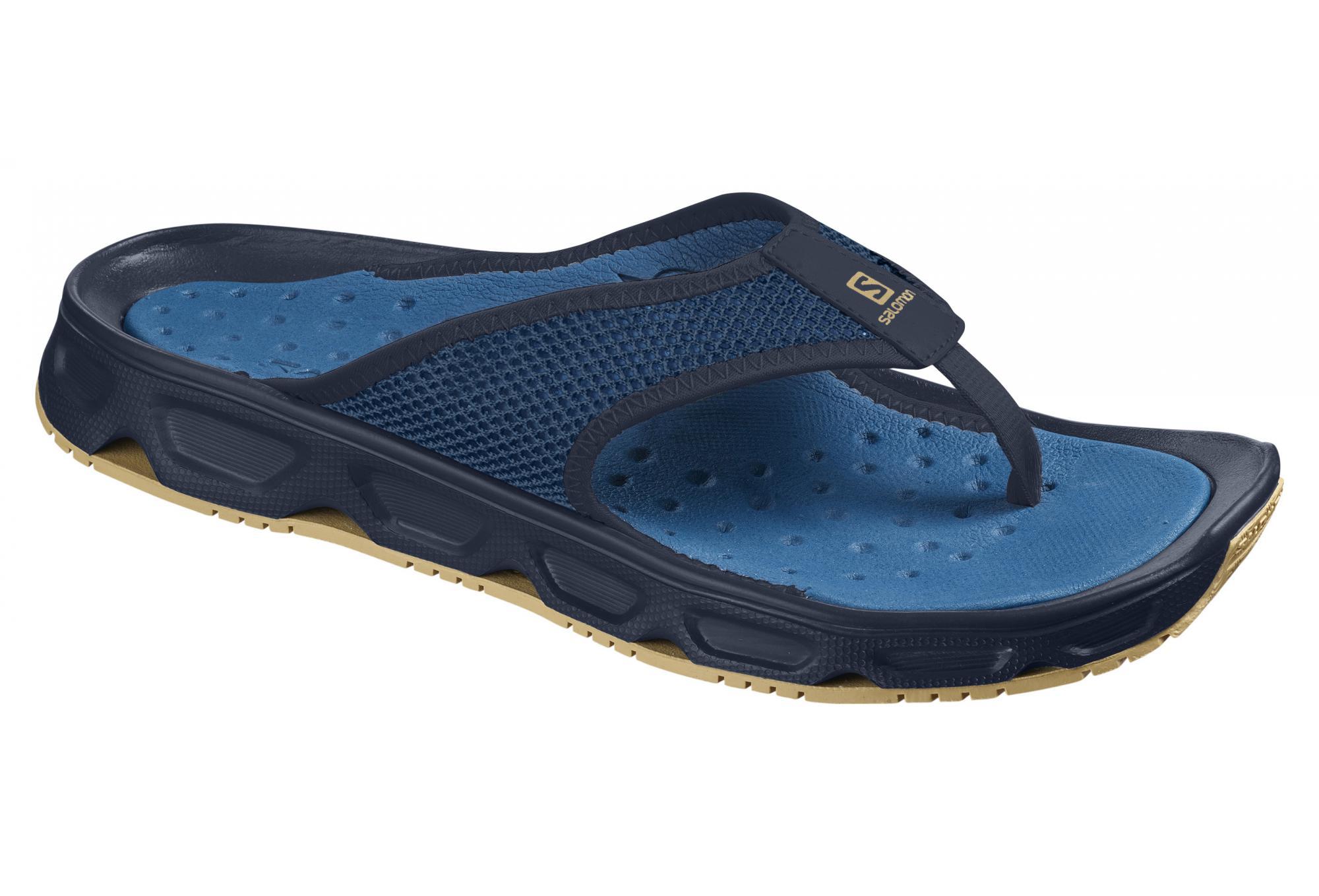 info for 654f9 b9442 Salomon Rx Break 4.0 Recovery Shoes Blue   Alltricks.com