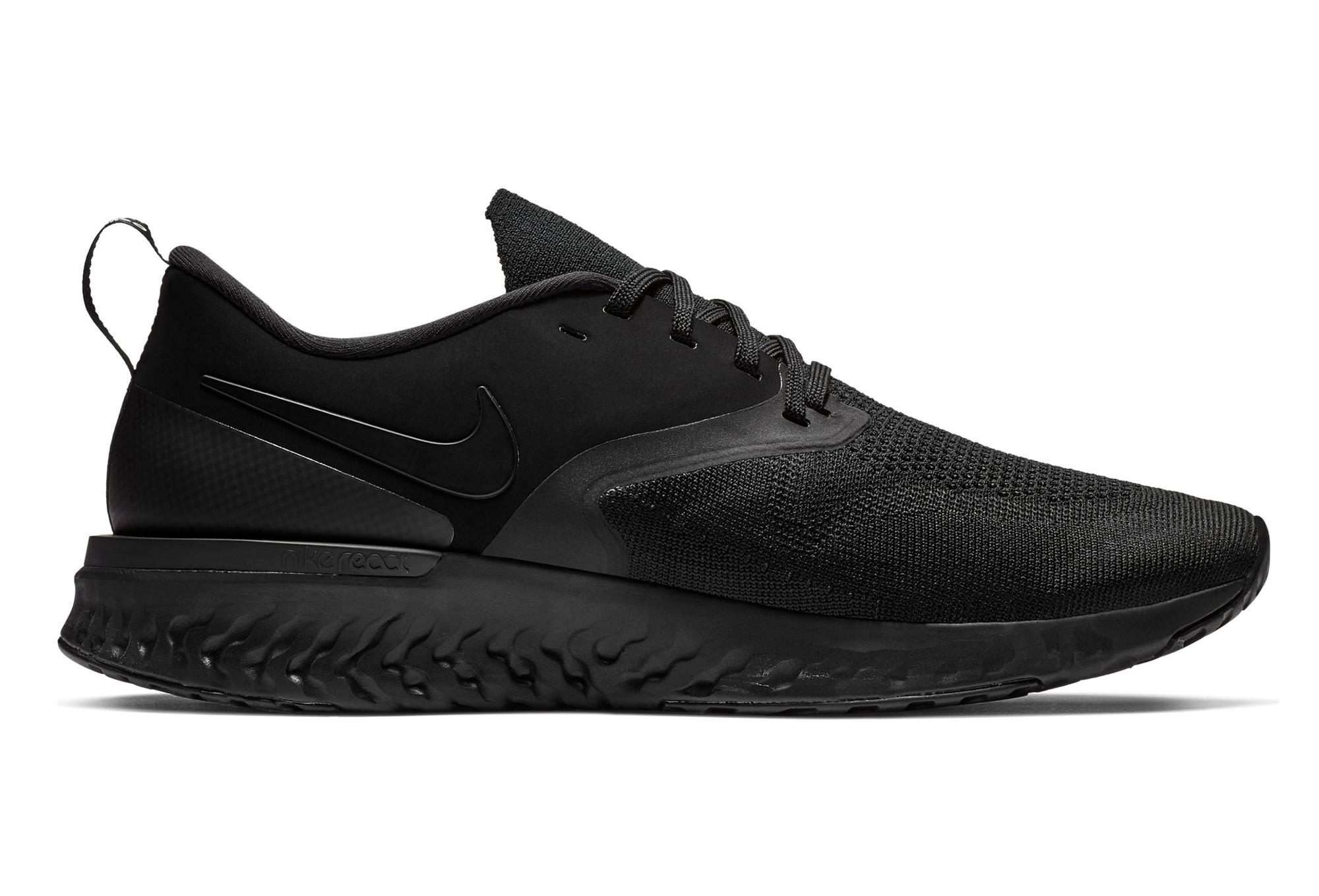 Nike Odyssey React Flyknit 2 Black Men