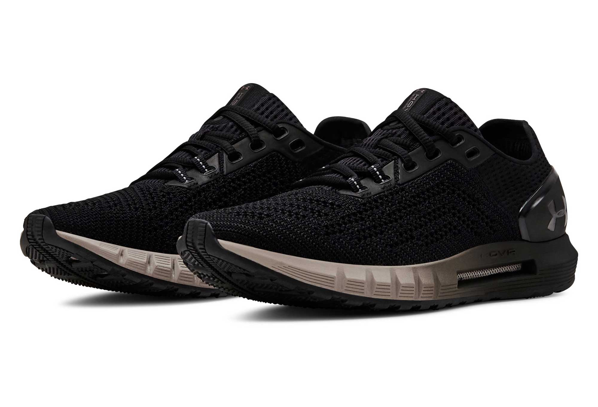 brand new f6d1a ae341 Under Armour HOVR Sonic 2 Black Beige Women