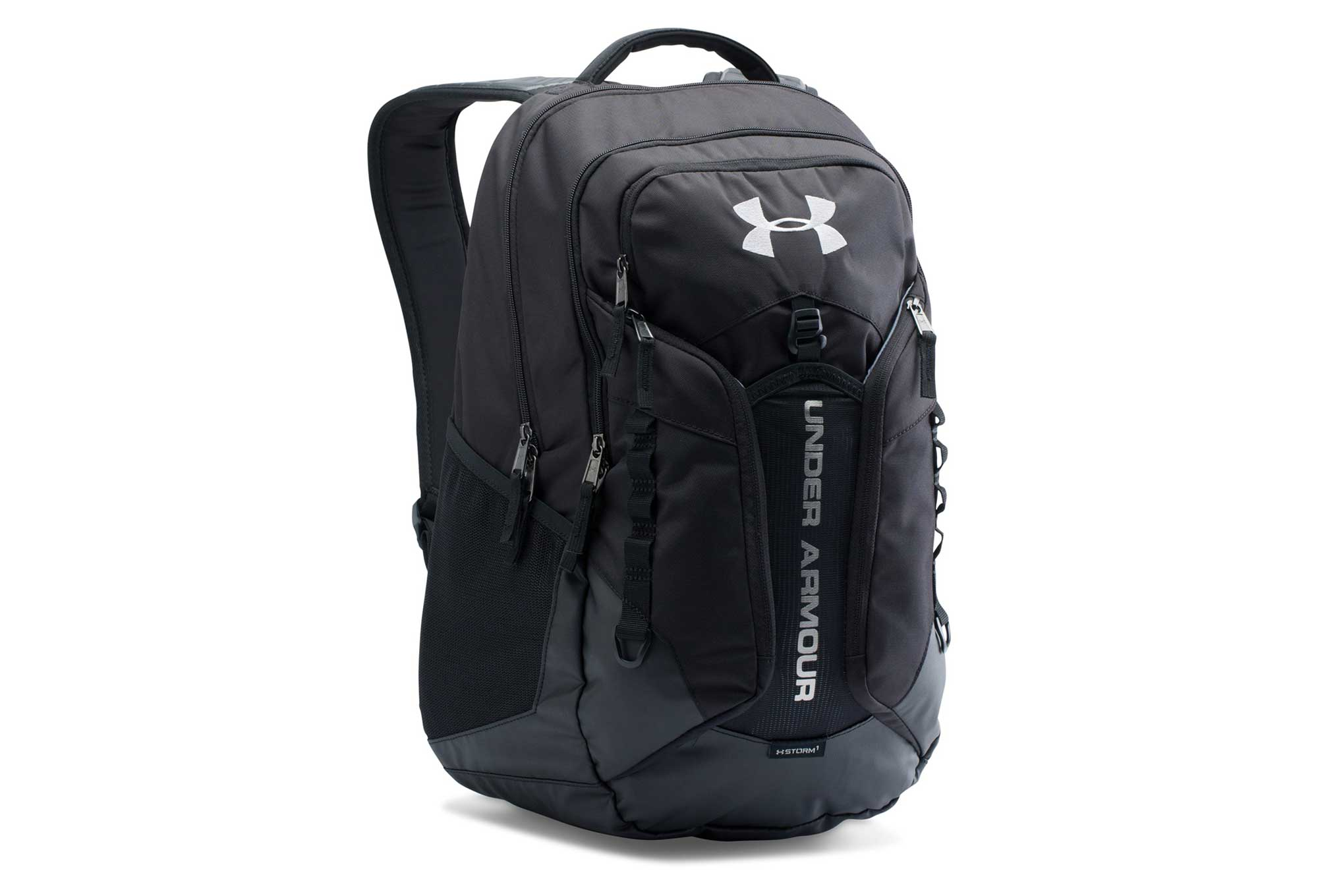 competitive price 139ed 02d1e Under Armour Storm Contender Backpack Black