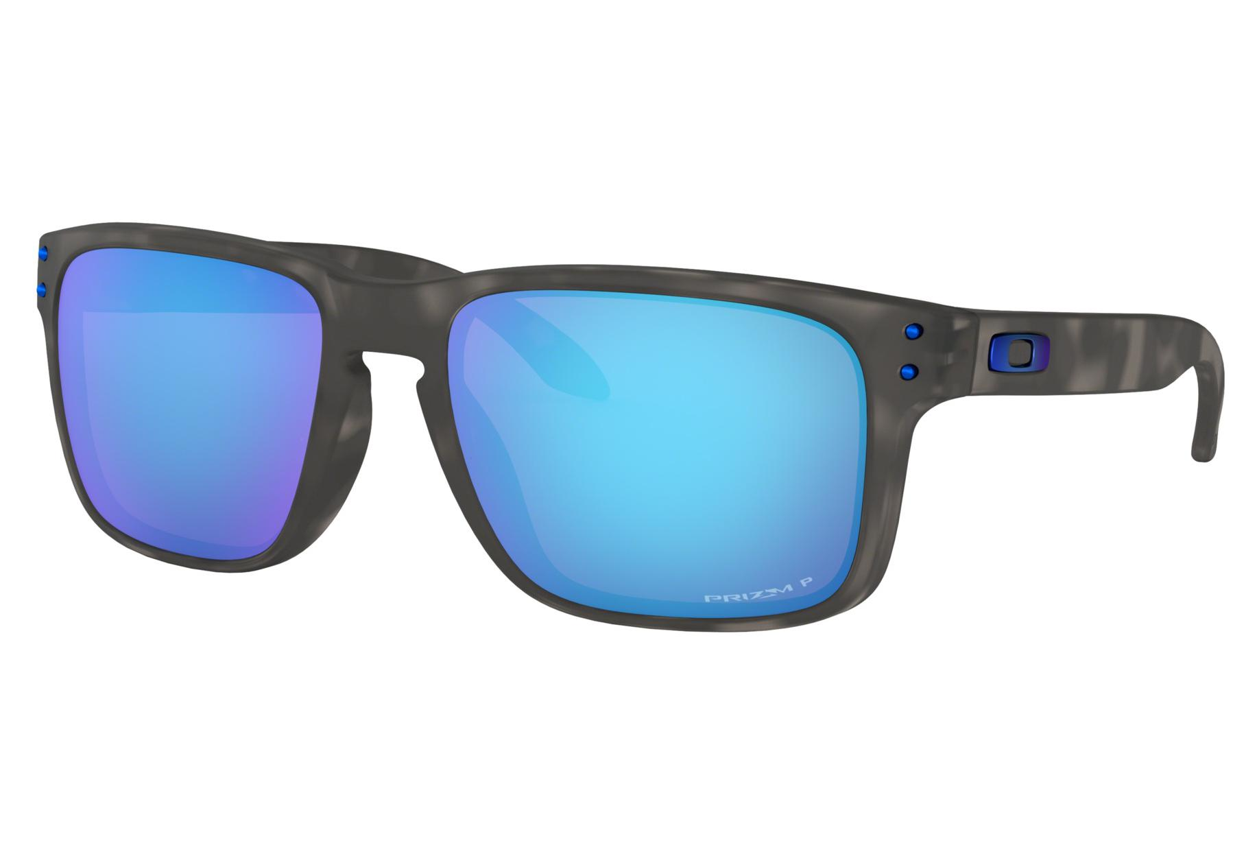 fcc8a2adff Gafas de sol Oakley Holbrook Prizm Sapphire Polarized / Negro / Ref ...