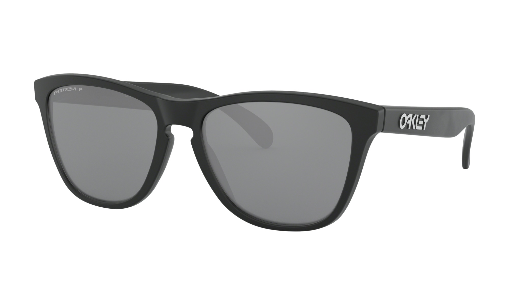 Black Oakley Lunettes RefOo9013 Prizm Frogskins Polarized Matte F755 0On8wkPX