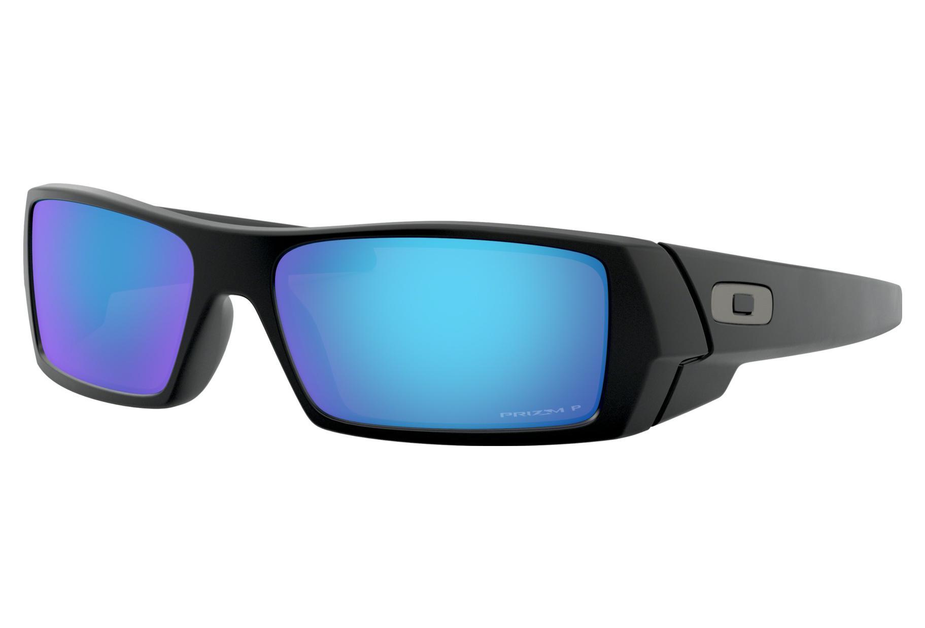 62aa510bc32 Oakley Sunglasses Gascan   Matte Black   Prizm Sapphire Polarized   Ref.  OO9014-5060
