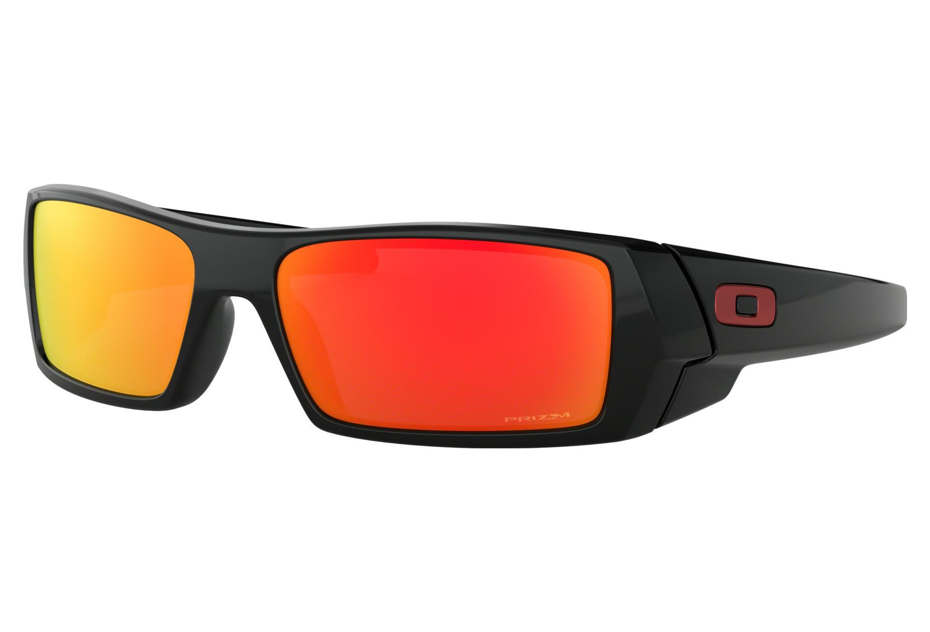 21052f10eb Gafas de sol Oakley Gascan Polished Black / Prizm Ruby / Ref. OO9014 ...