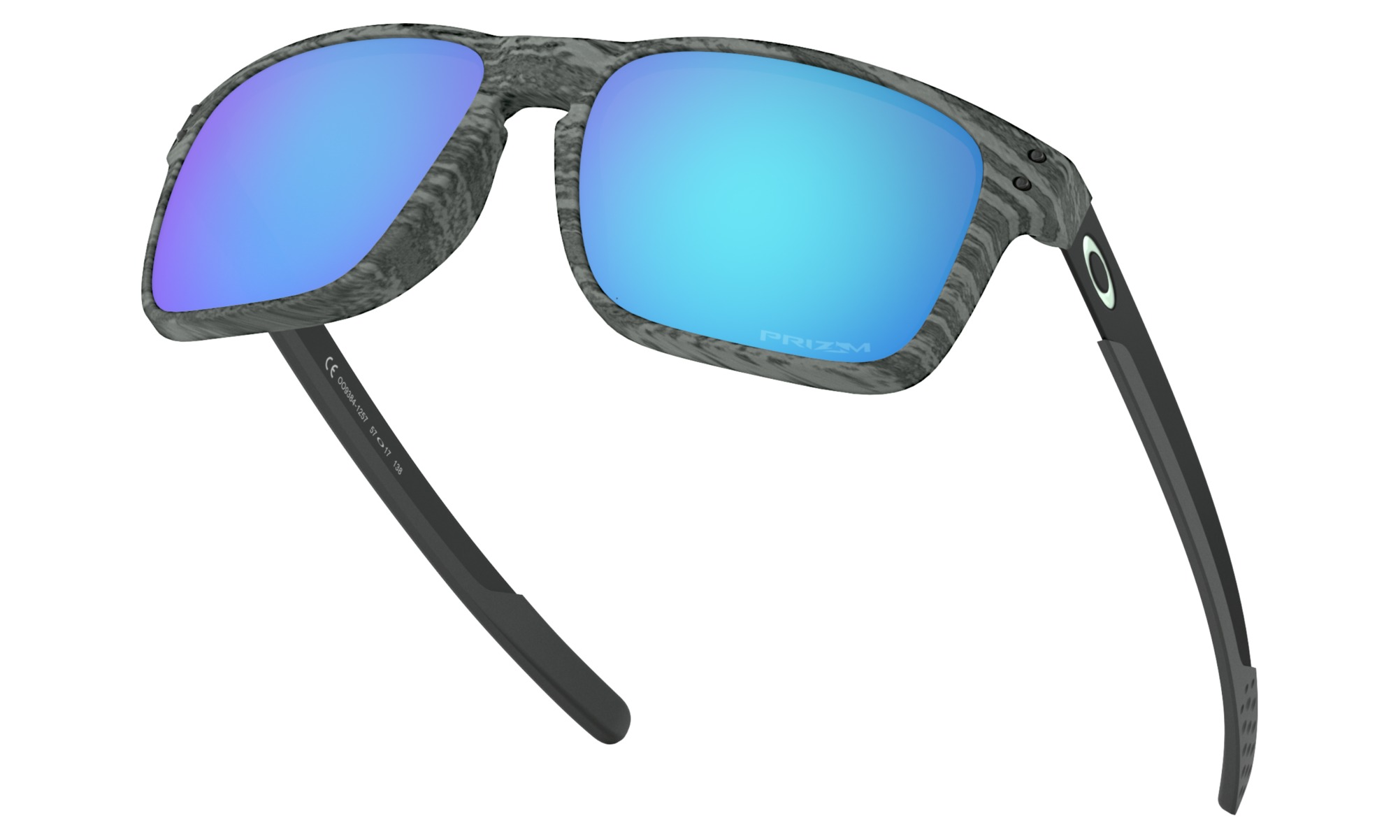 f4a2f609f5 Oakley Sunglasses Holbrook Mix Woodstation Collection   Frostwood   Prizm  Sapphire   Ref. OO9384-
