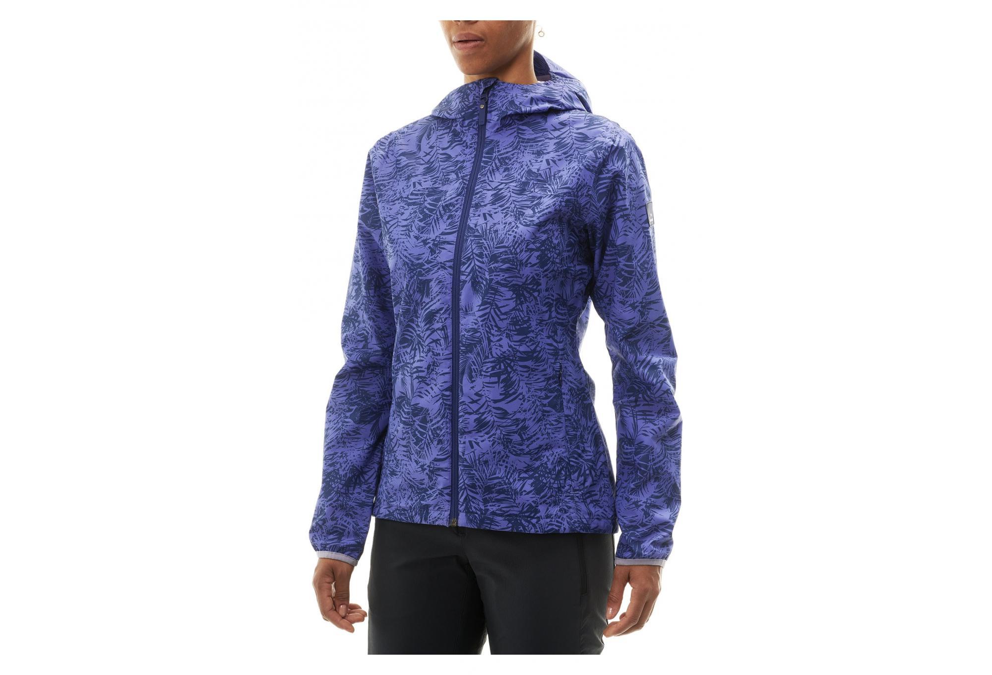 Eider Tonic Print Women s Jacket Purple  5c92bb5a4