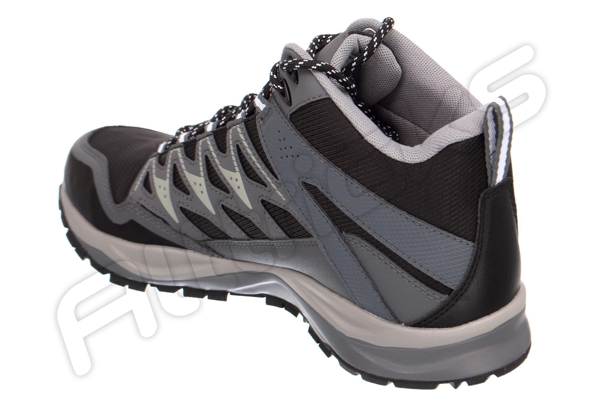 30805d0bcf1 Zapatos Columbia Wayfinder Mid Outdry Negro Blanco