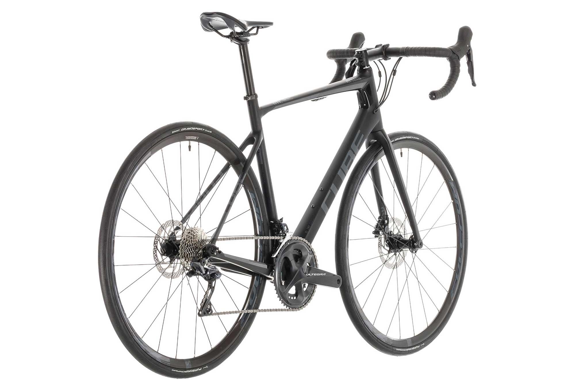 best selling super quality unique design Cube Attain GTC SL Disc Road Bike 2019 Shimano Ultegra 11S Black