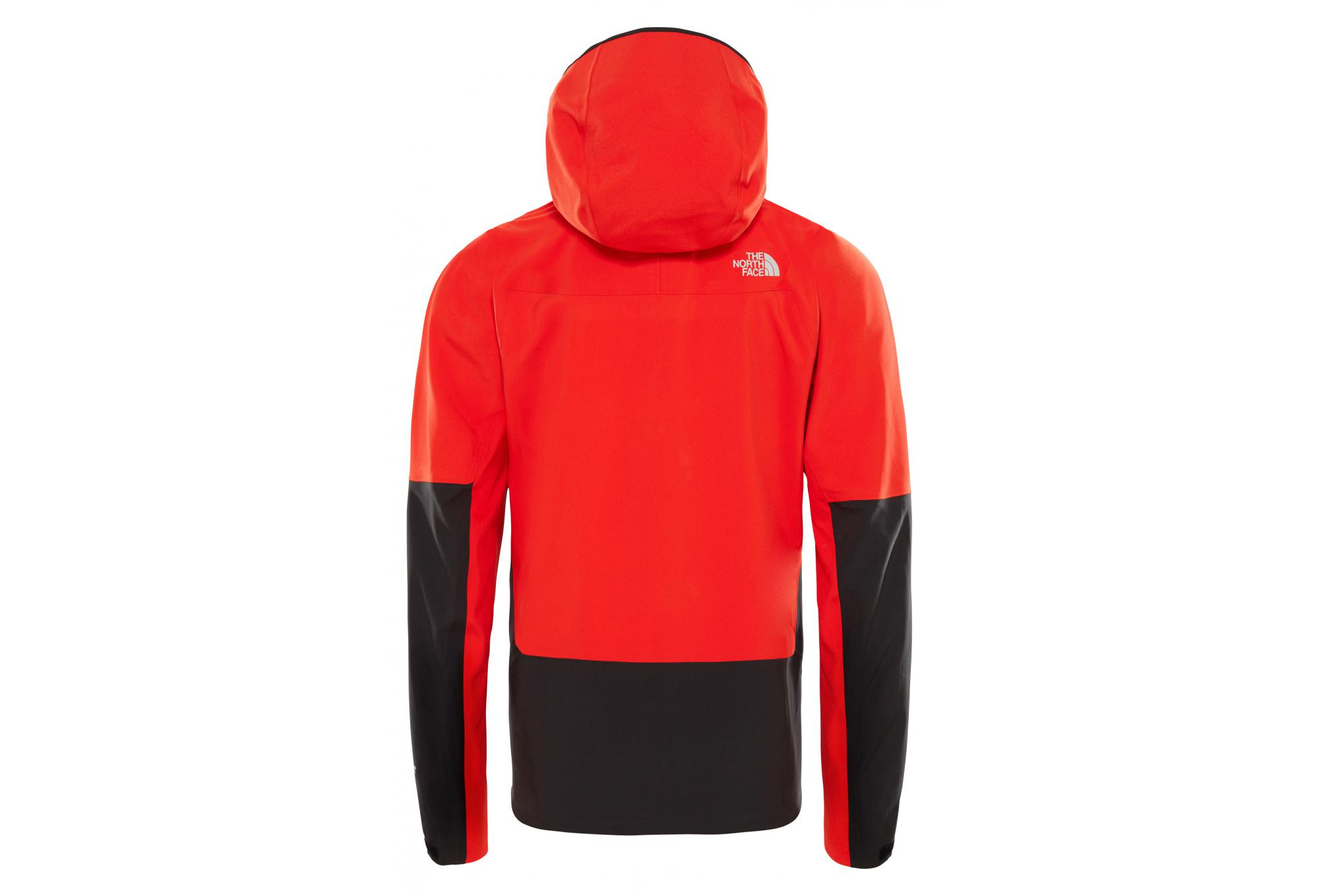311babf35 The North Face Waterproof Jacket Apex Flex GTX 2.0 Red Black Men