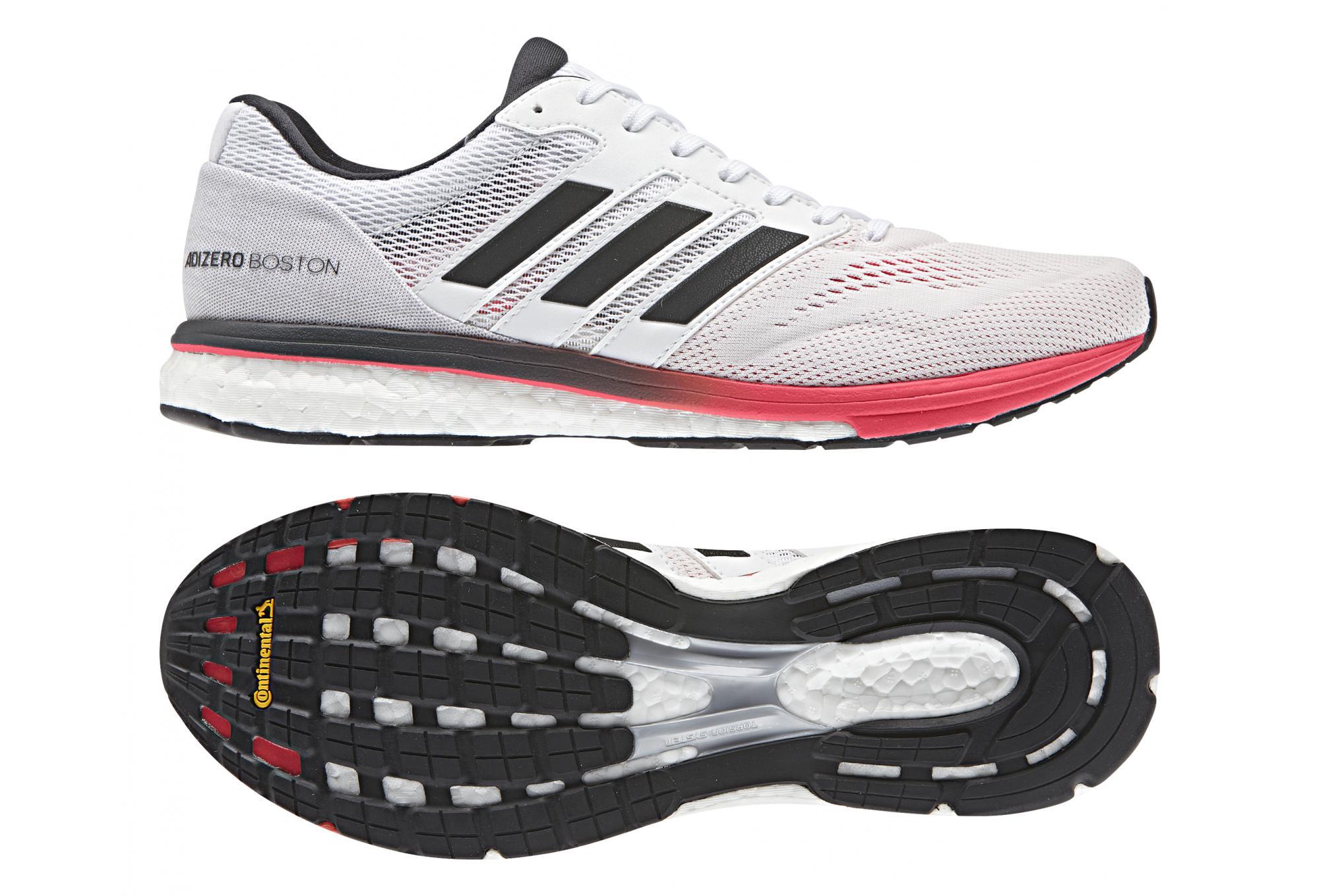 Adidas ADIZERO BOSTON 7 blanco