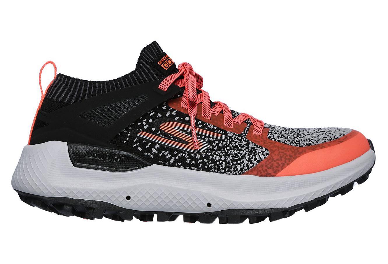 Run Max Gris 5 Skechers Ultra Go De Running Chaussures Trail 35Rj4AL