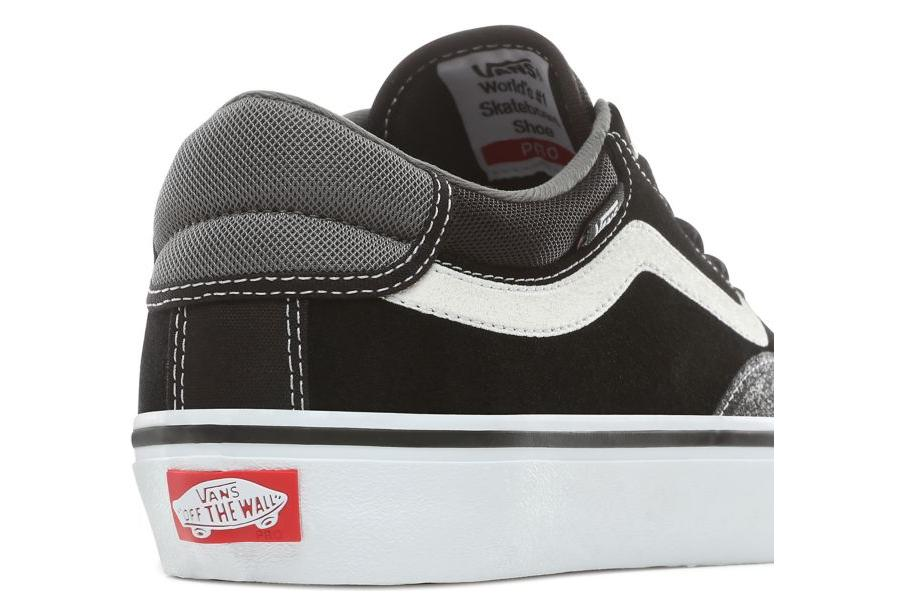 Chaussures Vans TNT Advanced Prototype Noir Blanc