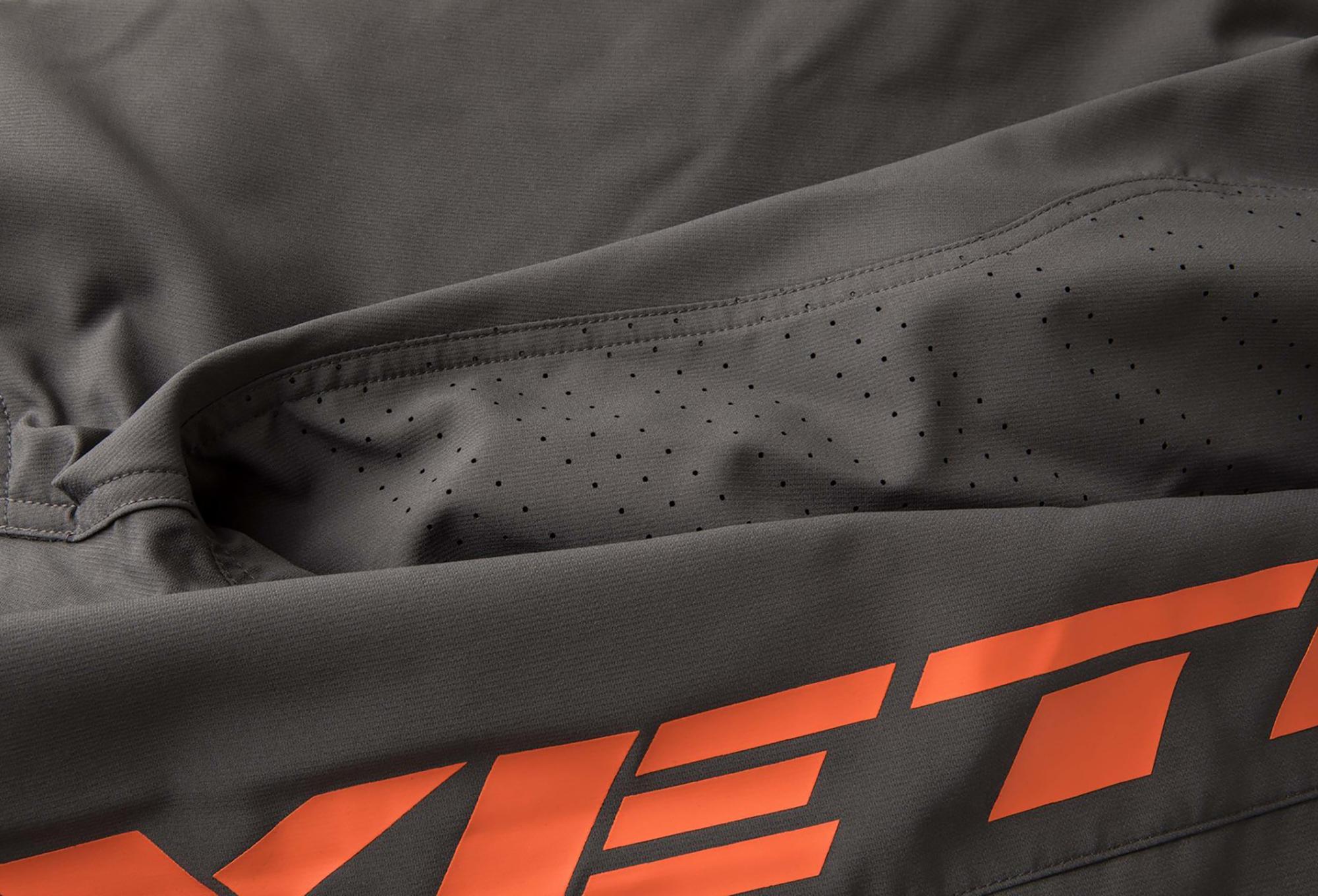 Yeti Enduro MTB Shorts No Liner Magnet Grey