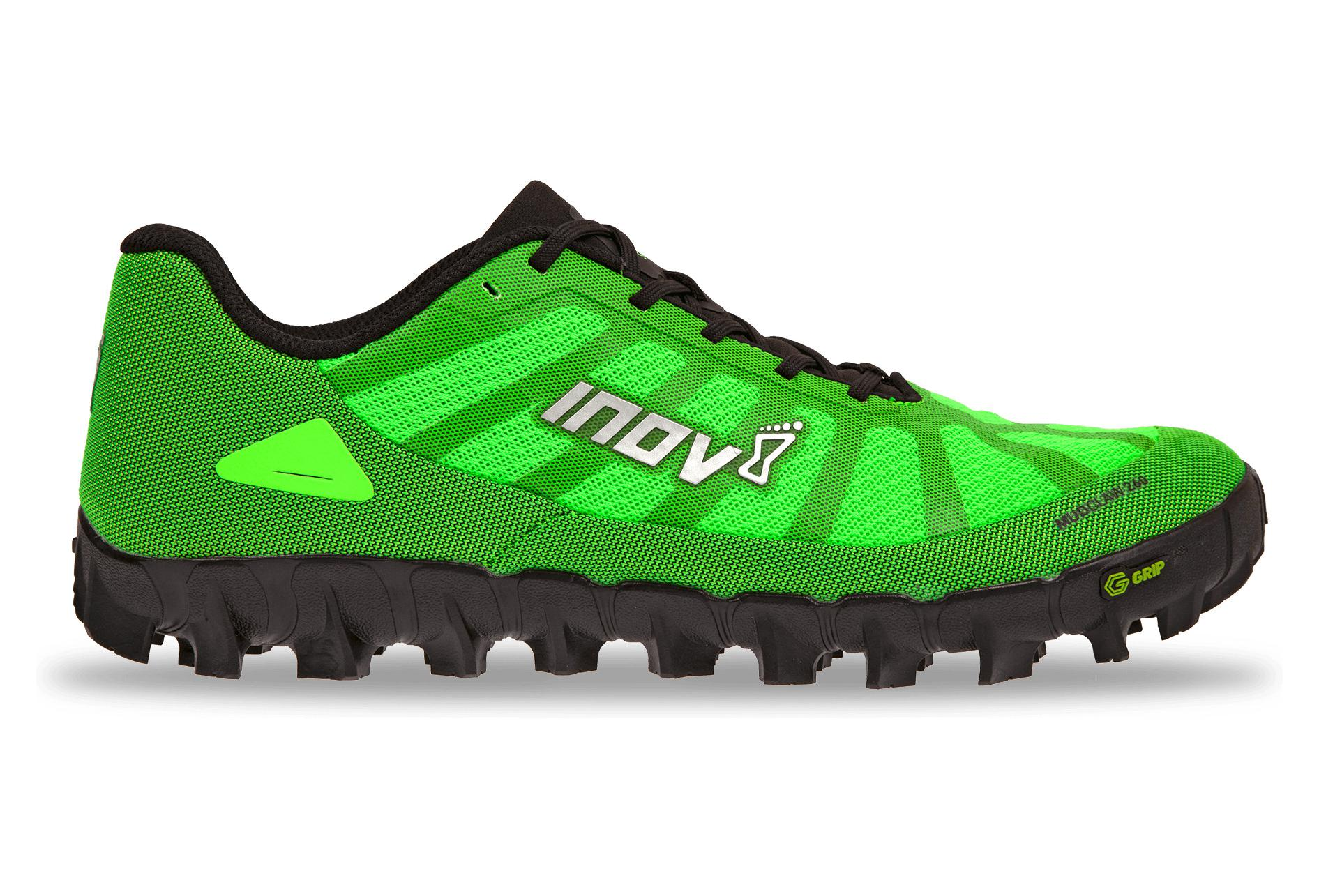 Inov 8 Mudclaw Graphene 260 Black Green Men
