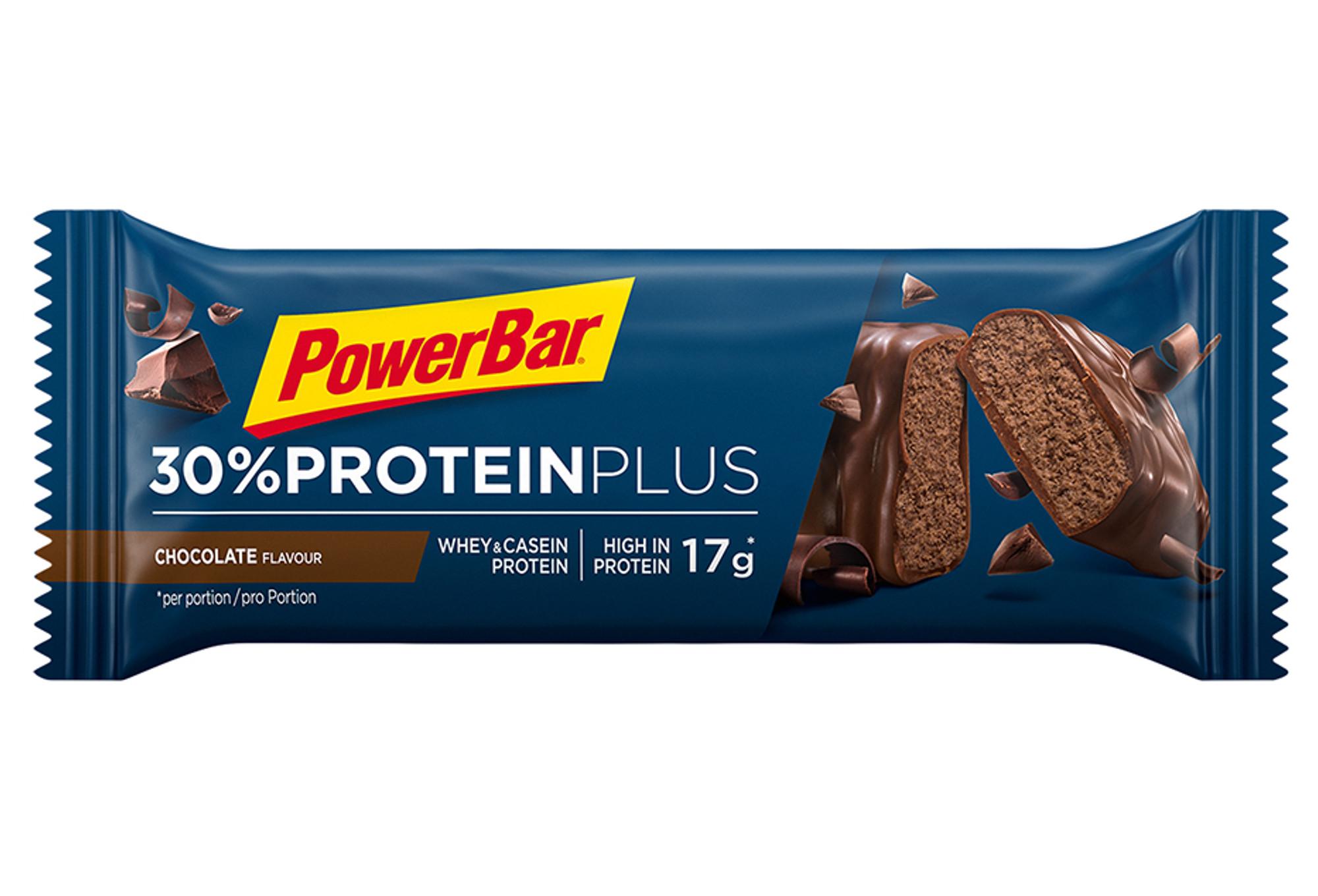 Powerbar 30% Protein Plus 55gr Chocolat