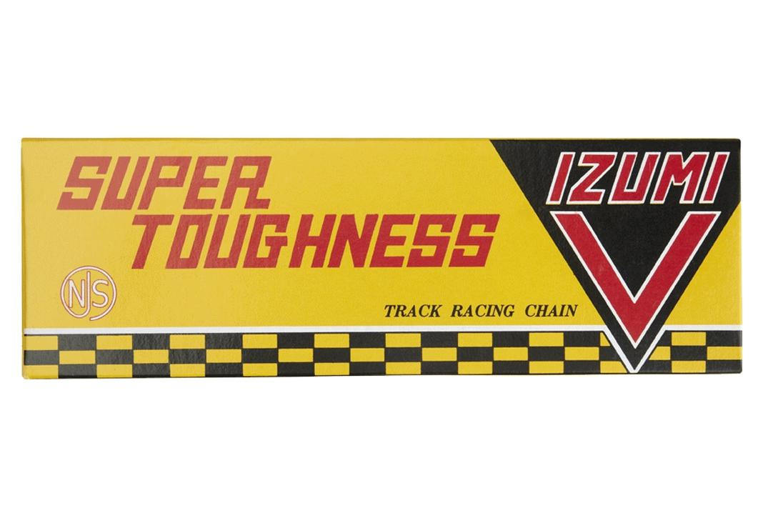 Izumi V gold track racing chain Izumi V Super Toughness NJS