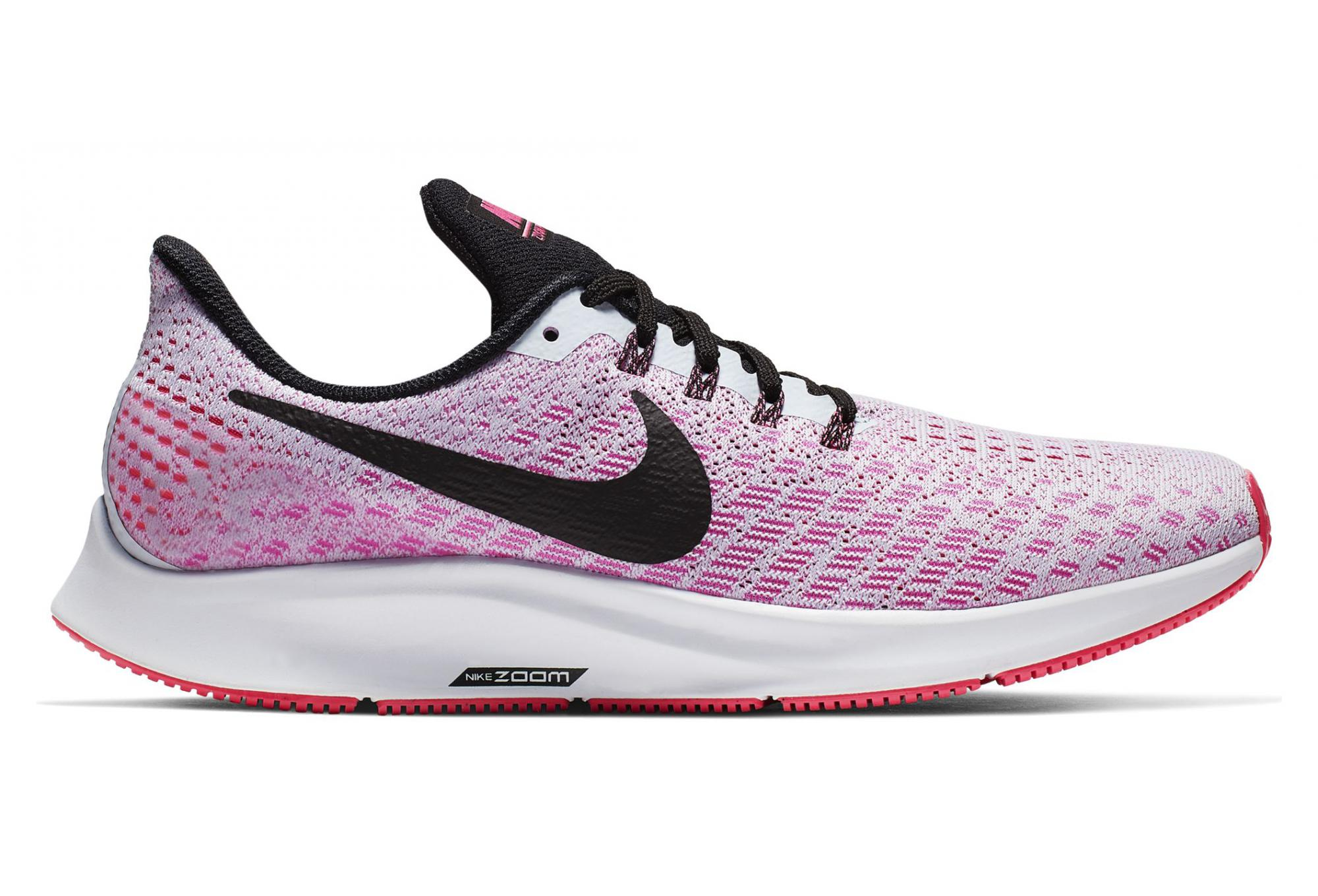 official site online here special section Nike Air Zoom Pegasus 35 Rose Femme
