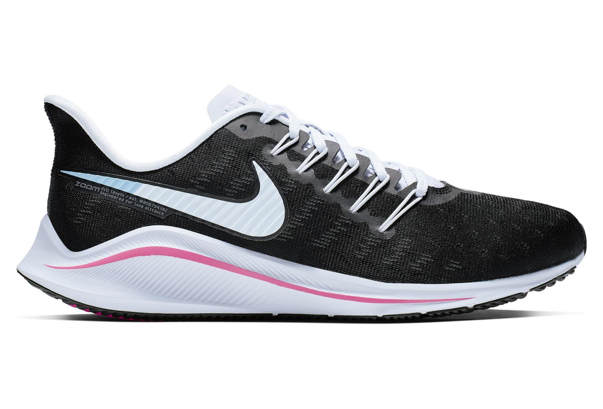 Nike Air Zoom Vomero 14 Black Pink Women