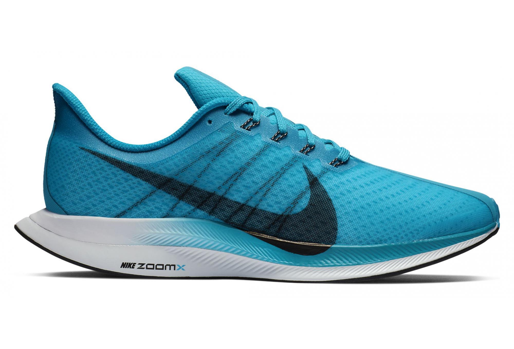 Nike Zoom Pegasus 35 Turbo Herren Laufschuhe Blau | Alltricks.de