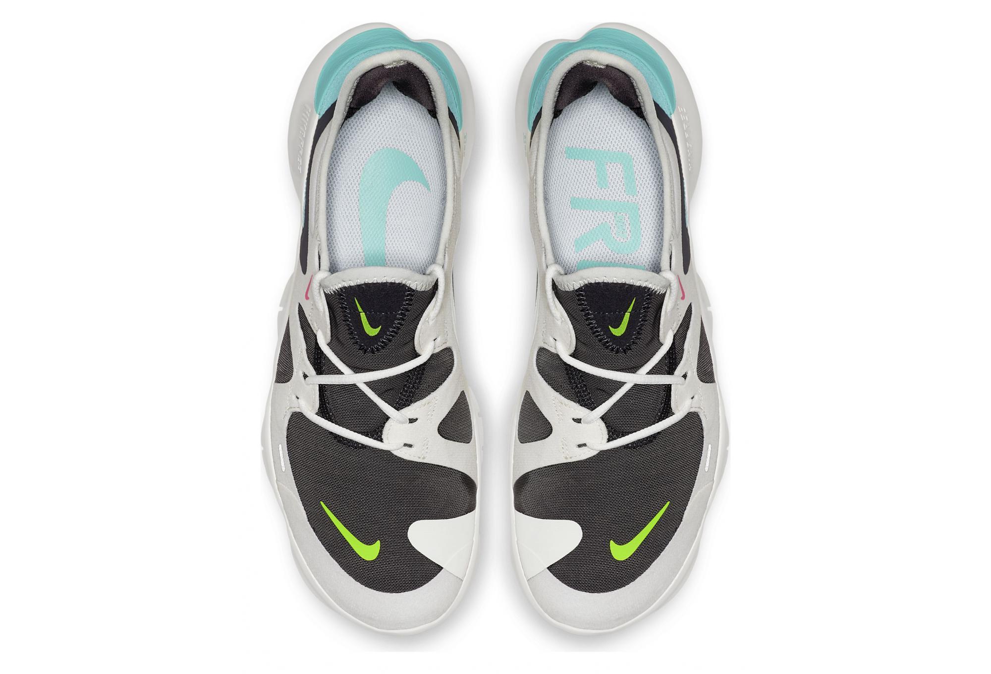 Nike Free RN 5.0 White Multi color Women