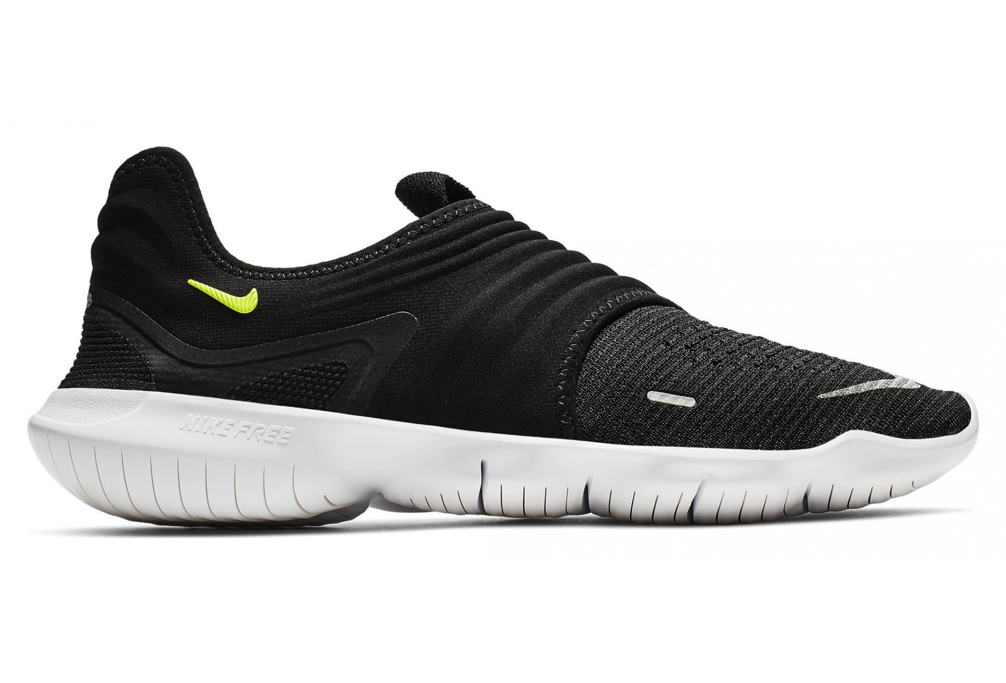 grande vente 9c3e0 a9ceb Nike Free RN Flyknit 3.0 Black White Men