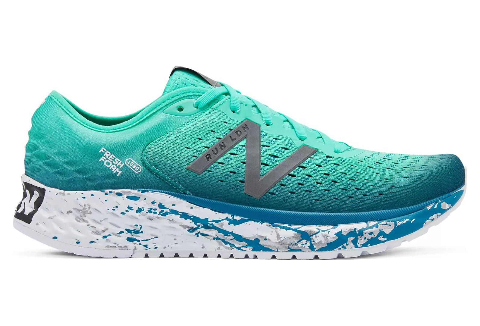 New Balance Fresh Foam 1080 V9 London Vert Homme