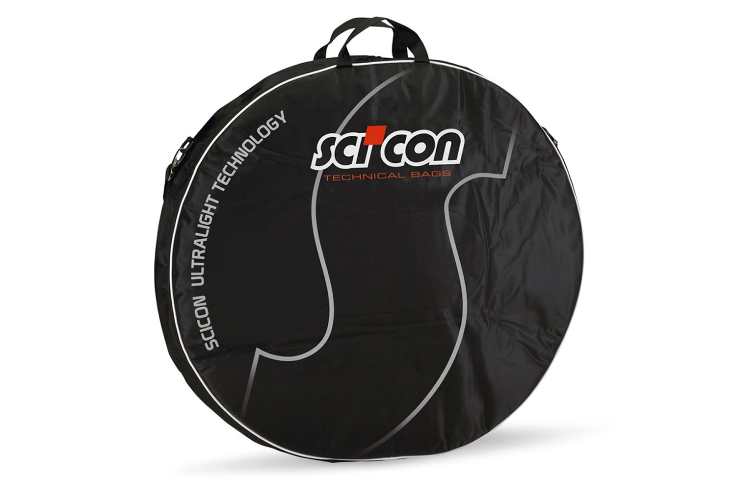 Scicon Padded Double Wheel Bag Black 26 27 5 700