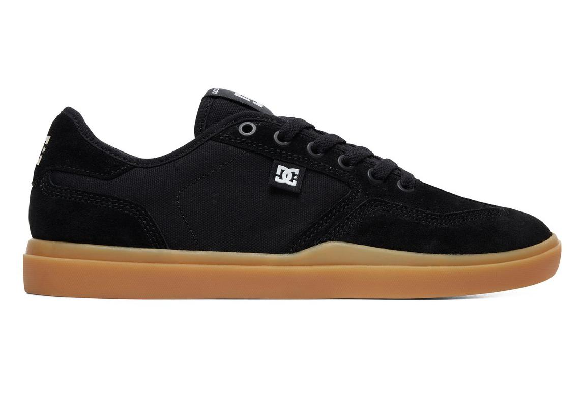 Negro Zapatos Vestrey Goma Dc Zapatillas rxWdCoBe