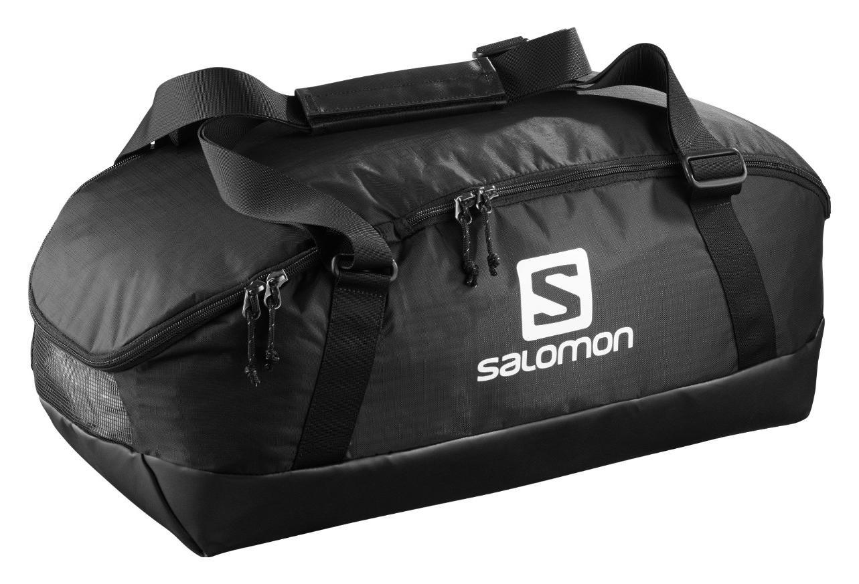 Pochette Salomon CUSTOM ZIPPED POCKET black white