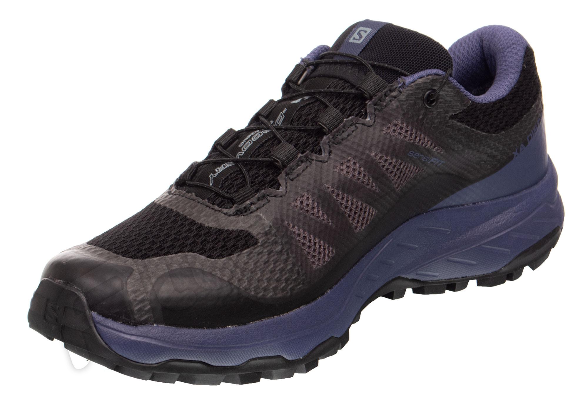 Chaussures de Trail Femme Salomon XA Discovery GTX Noir