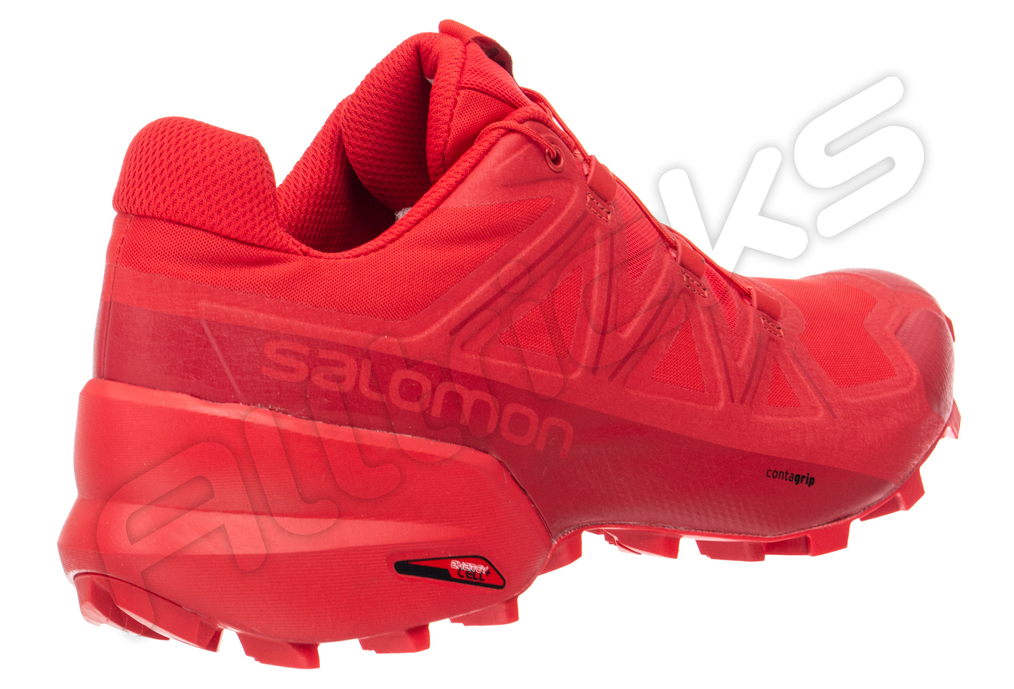 salomon speedcross 3 red 32