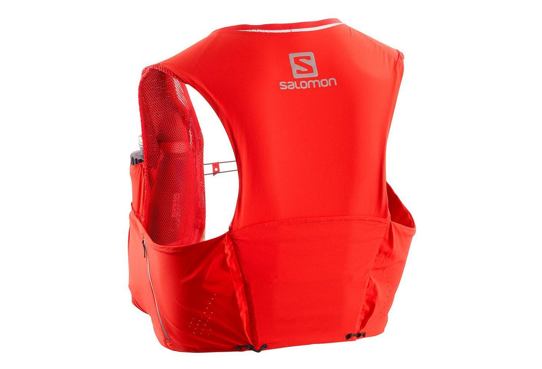 Nouvelles Arrivées 5a92e ab361 Sac Hydratation Salomon S/Lab sense Ultra 5 Set Rouge