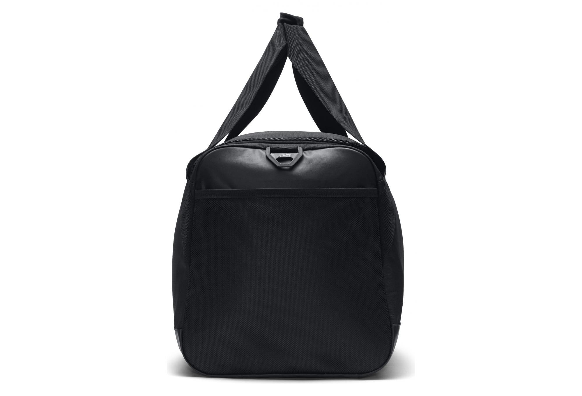 Nike Brasilia Medium Training Duffel Bag BlackWhite