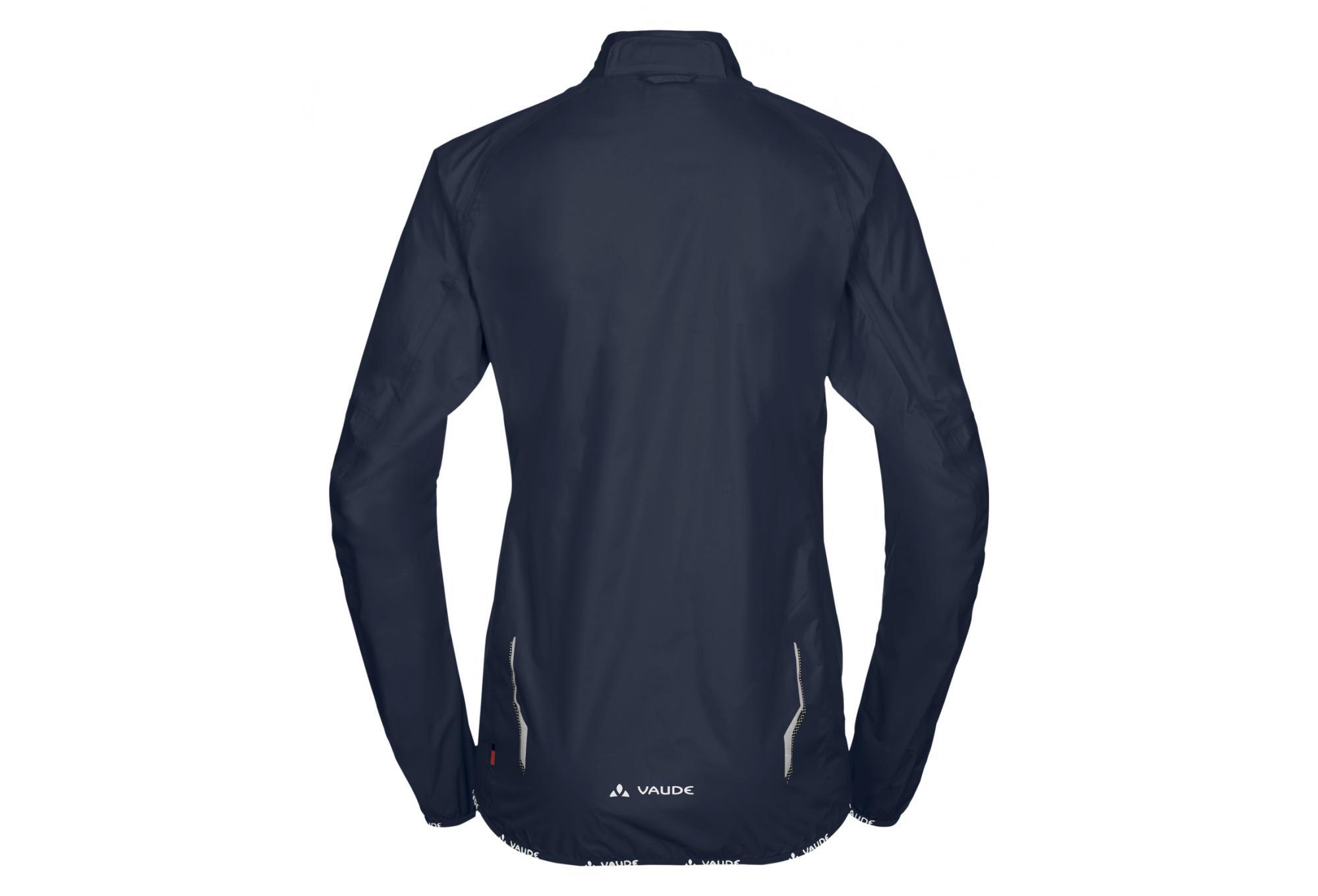 best website 6696b a2d7e VAUDE Drop III Jacket Blue
