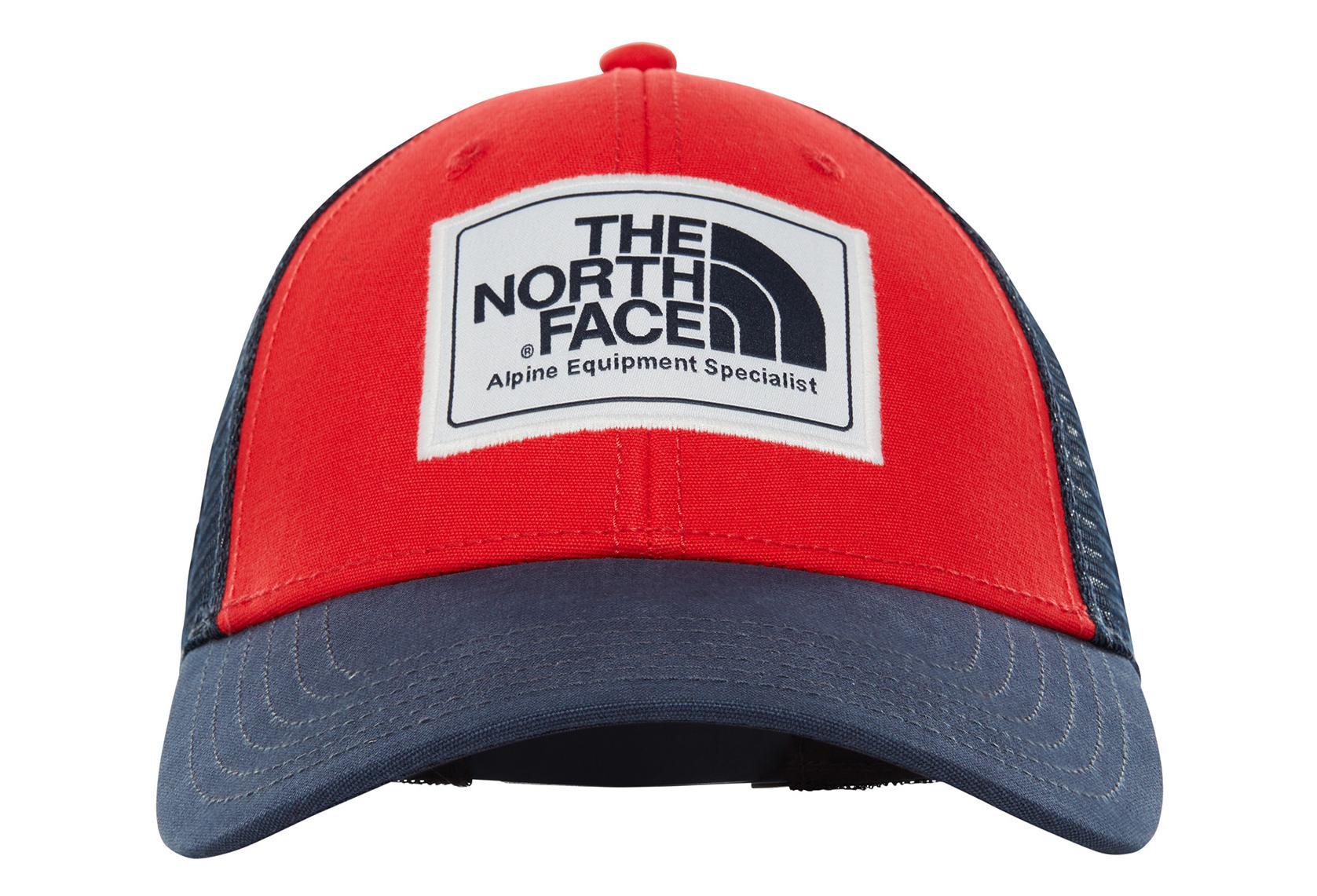 26daf76a Mudder Trucker Hat The North Face Rouge Unisex | Alltricks.com