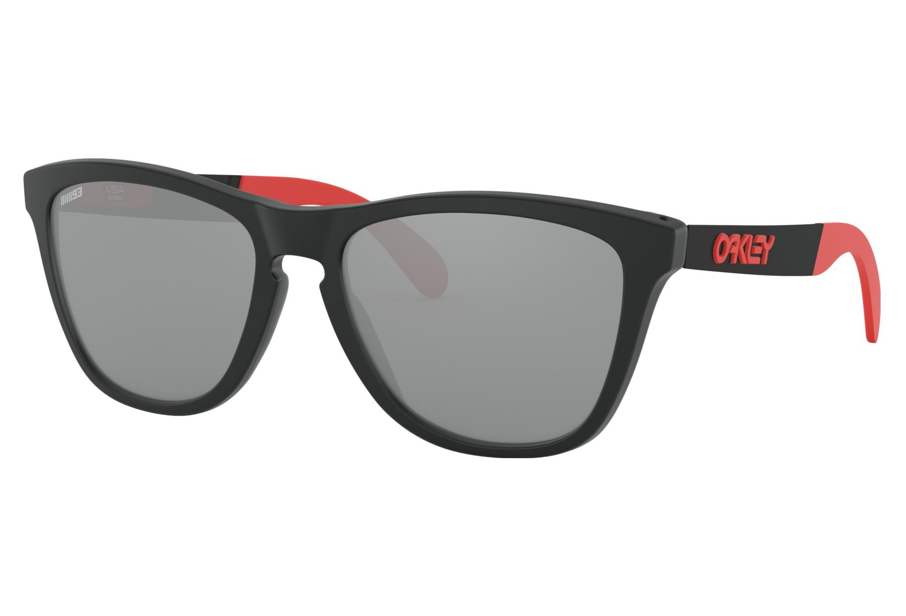 de1b4056d2 Oakley Sunglasses Frogskins Mix Marc Marquez Signature Series / Matte Black  Ink / Prizm Black / Ref.OO9428-1155 | Alltricks.com