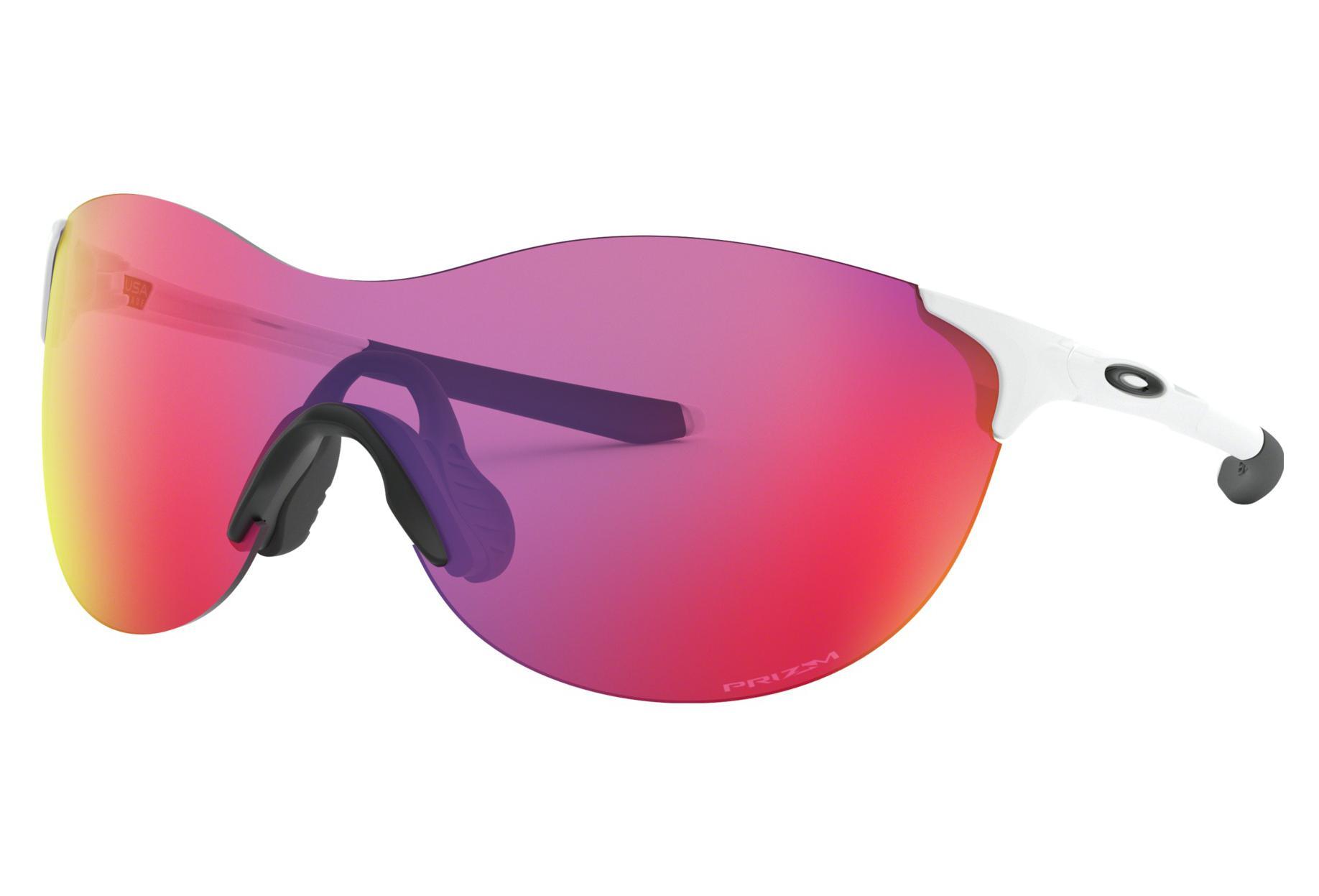 venta minorista c9125 5257e Oakley Sunglasses / EVZero Ascend / White / Prizm Road / OO9453-0237