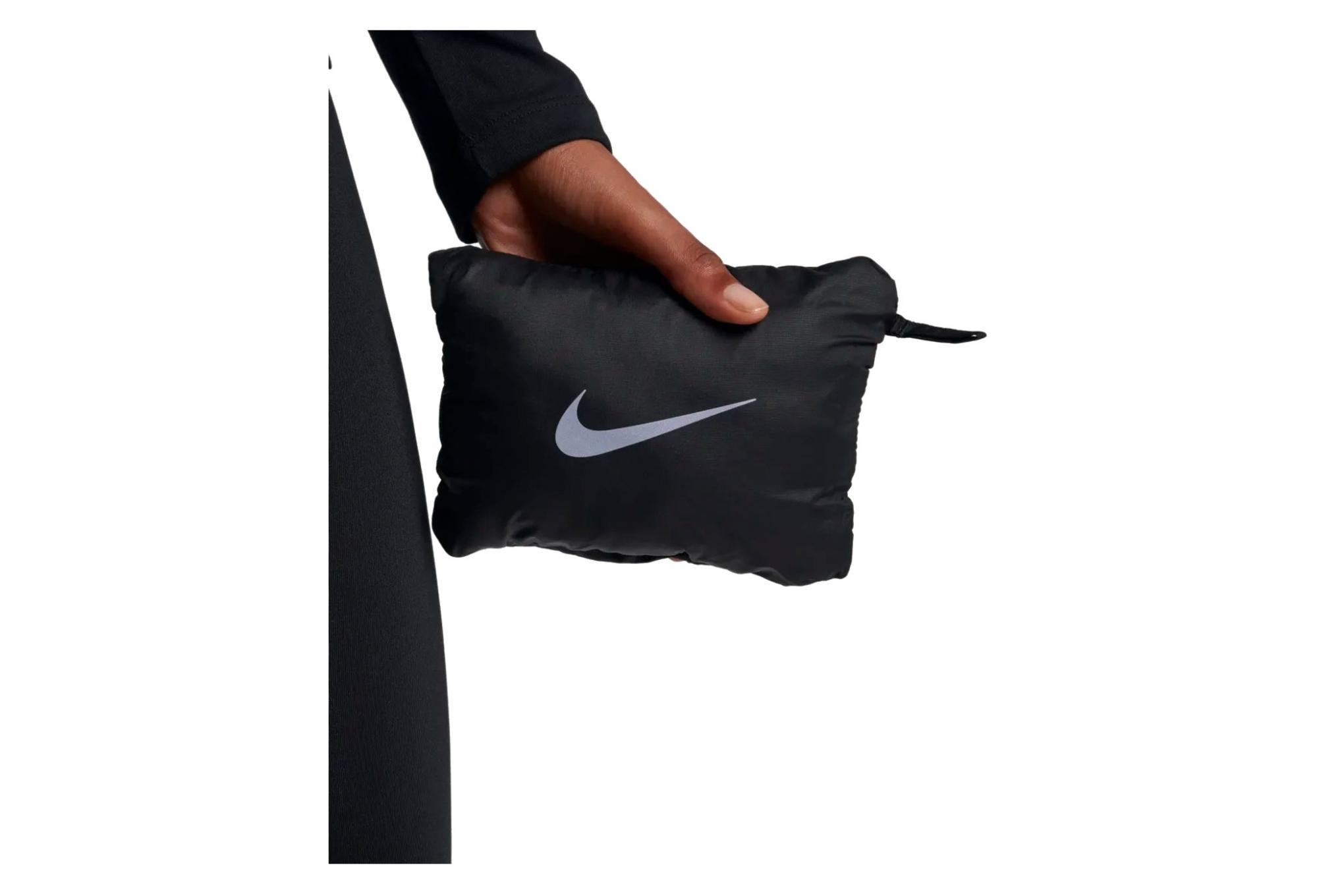 Veste Thermique Sans Manche Zip Nike AeroLoft Noir
