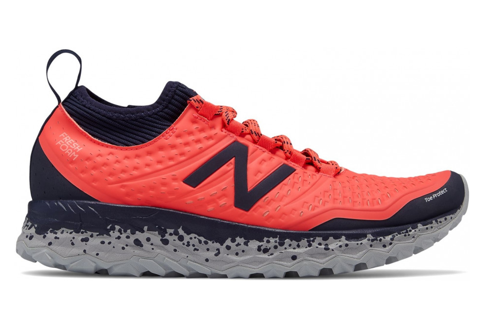 nouveau style df9e5 8af47 Chaussures Trail New Balance Hierro V3 Coral