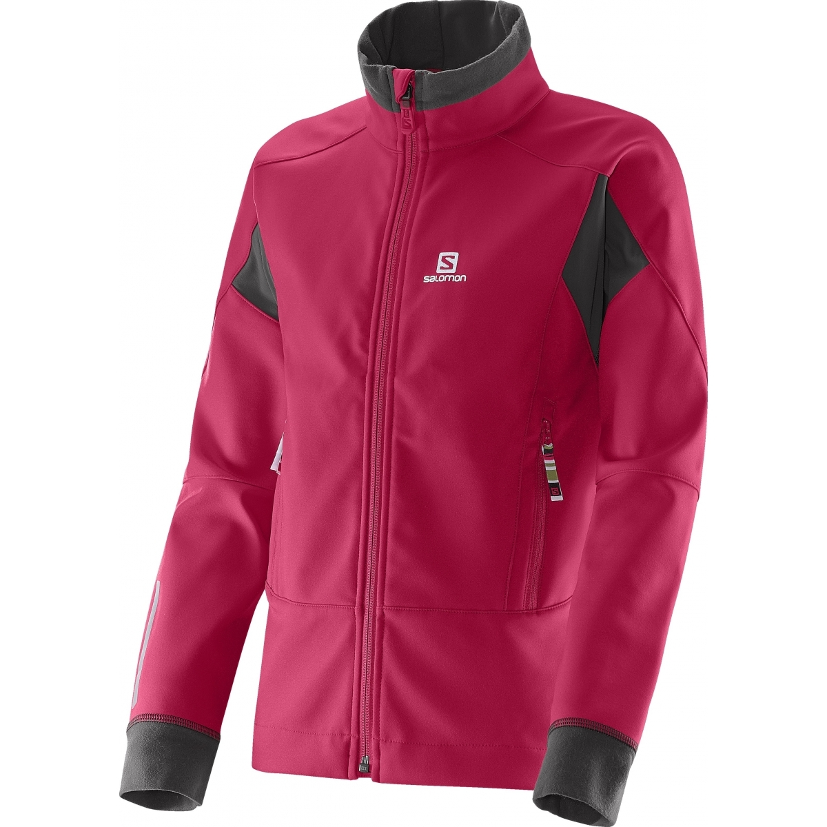 Camping & Outdoor Veste Salomon Momemtum Softshell Jr Lotus Pink Camping-Flaschen & Thermoskannen