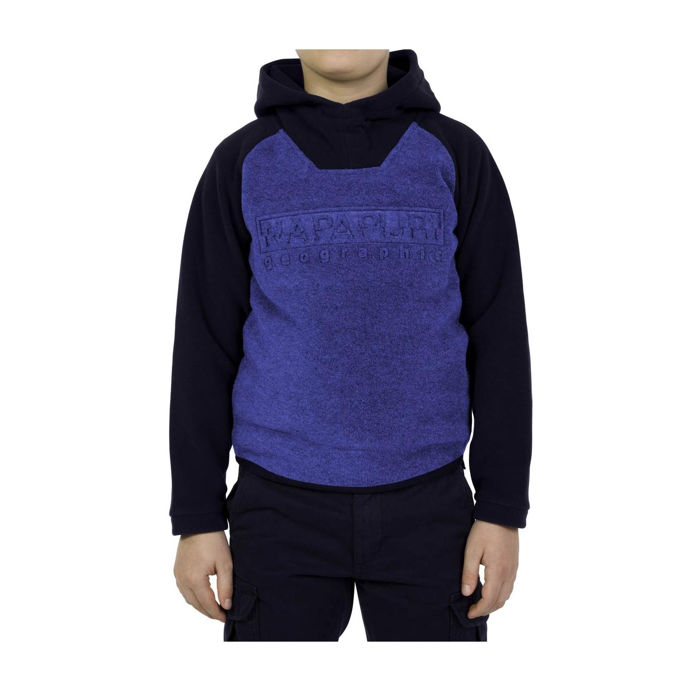 784b09813abfc Sweatshirt Napapijri K Tantan Multicoulour Blue | Alltricks.com