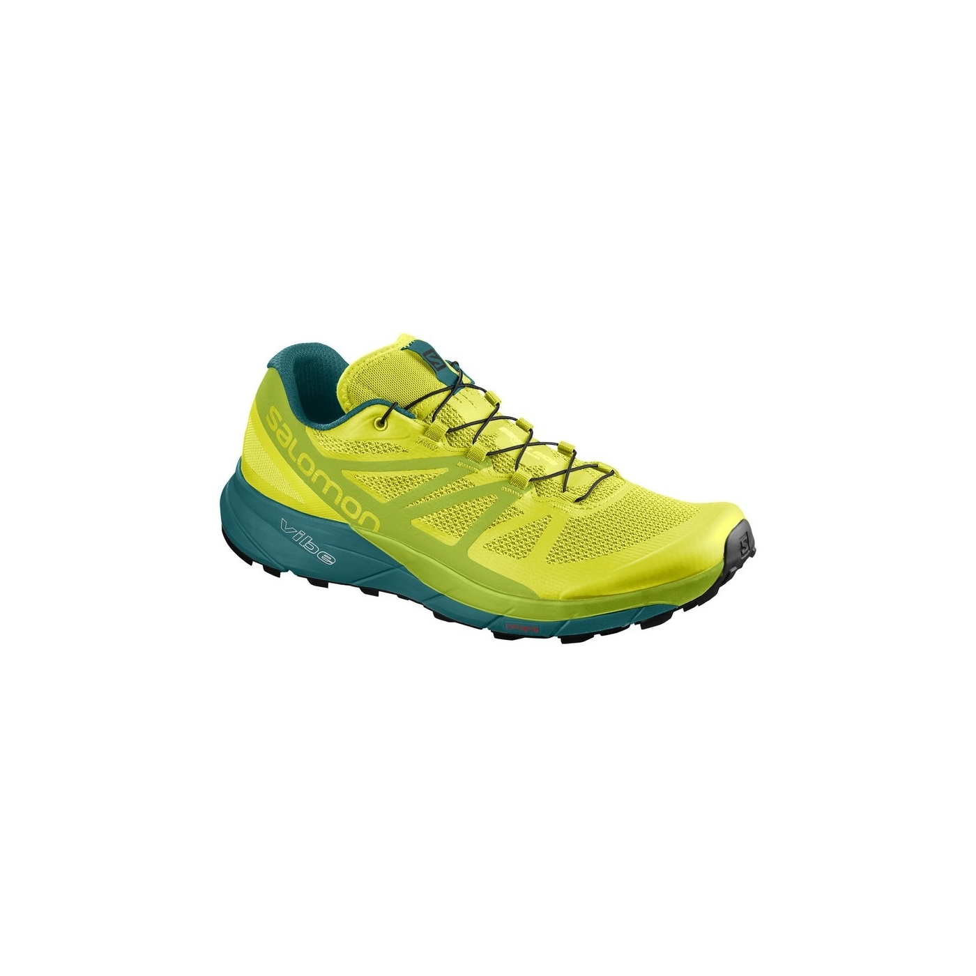 a58caf66e6f1 Chaussures Trail Salomon Sense Ride Sulfur Spring