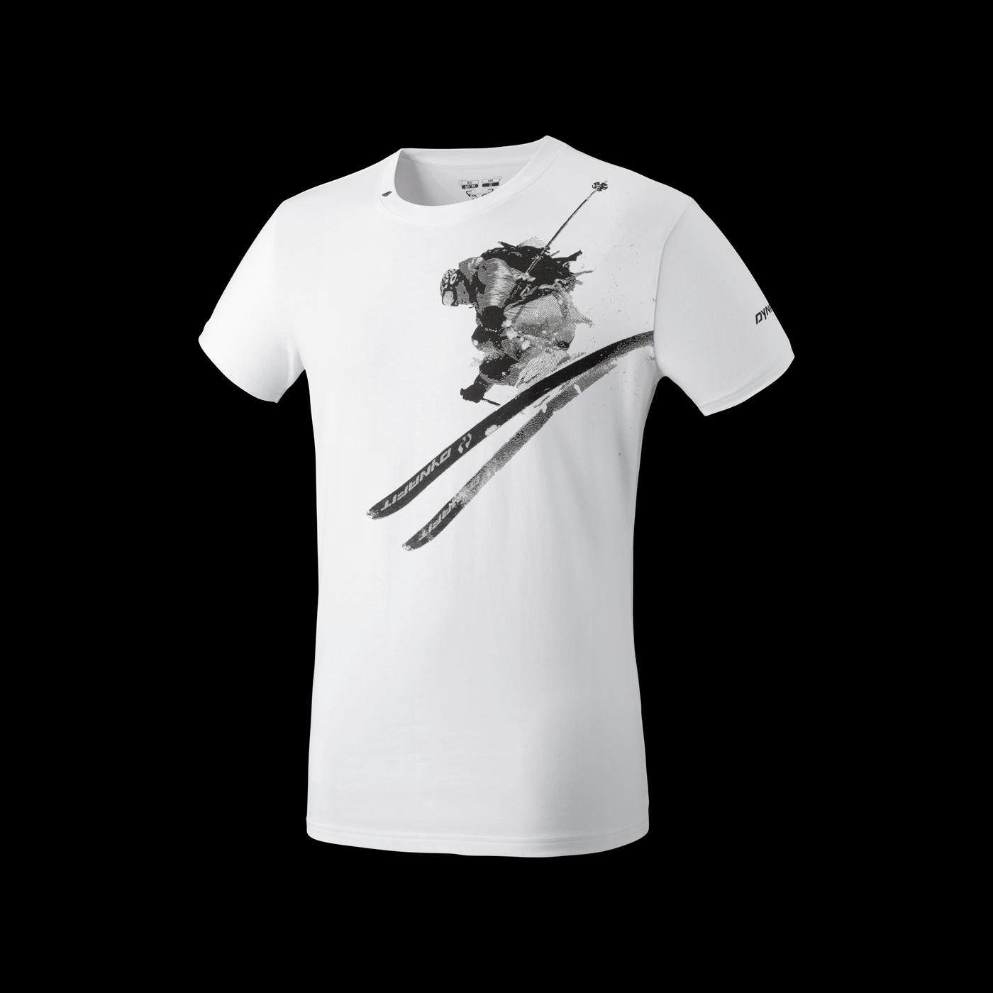 6f8817239d53 T-shirt Dynafit Graphic Co M S s White Cliff